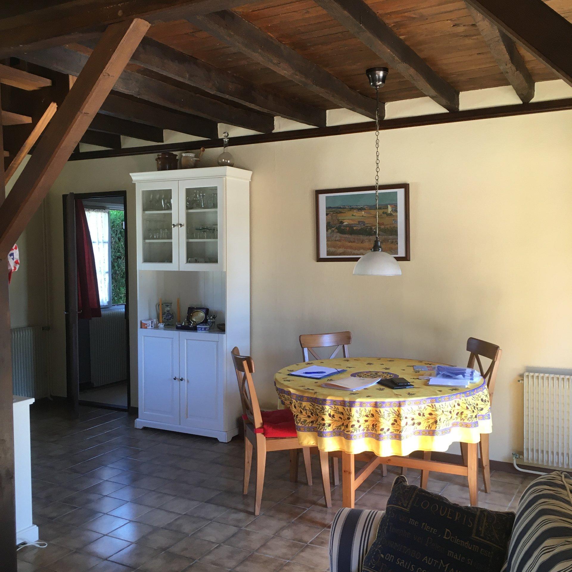 Maison de village avec jardin à vendre en Bourgogne (Nièvre)