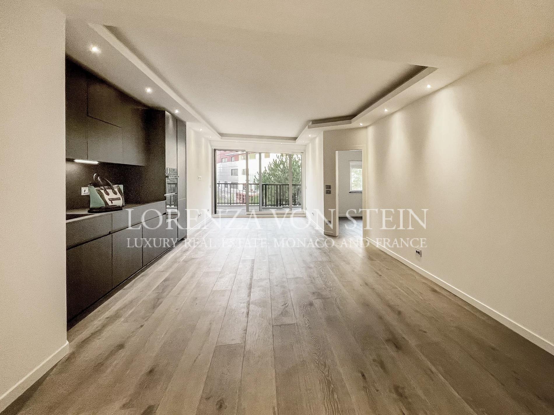 Parc Saint Roman - 2 Zimmer Wohnung renoviert