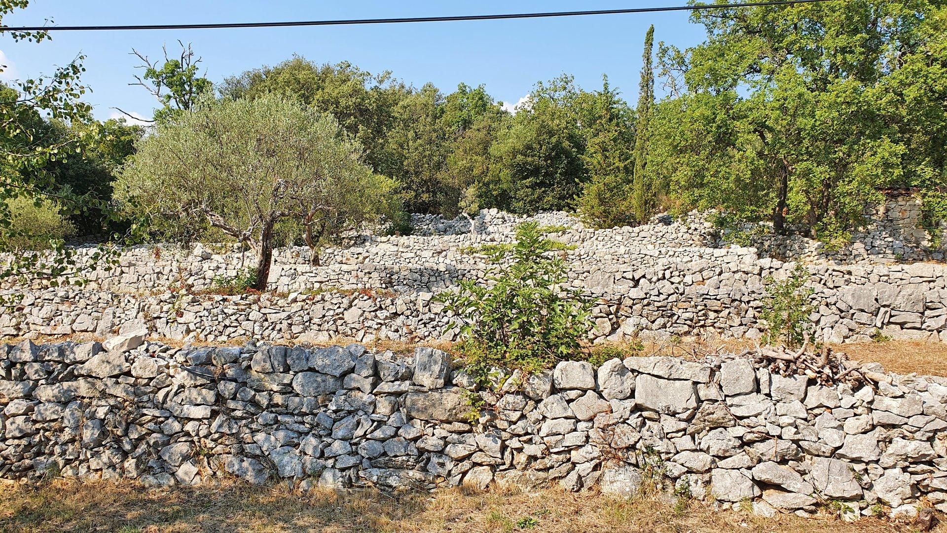 Mons: oud boerenhuis 'en pierre' op een rustige plek