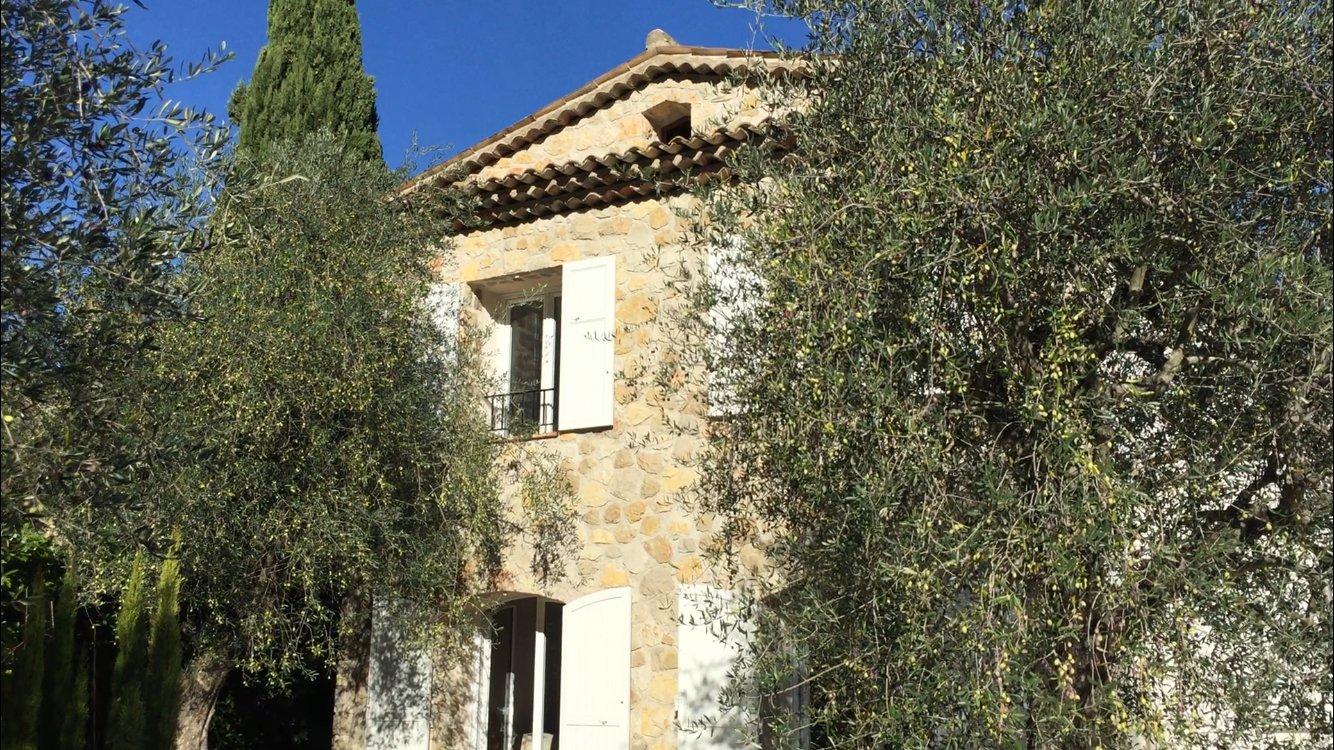 Villa de charme provençal