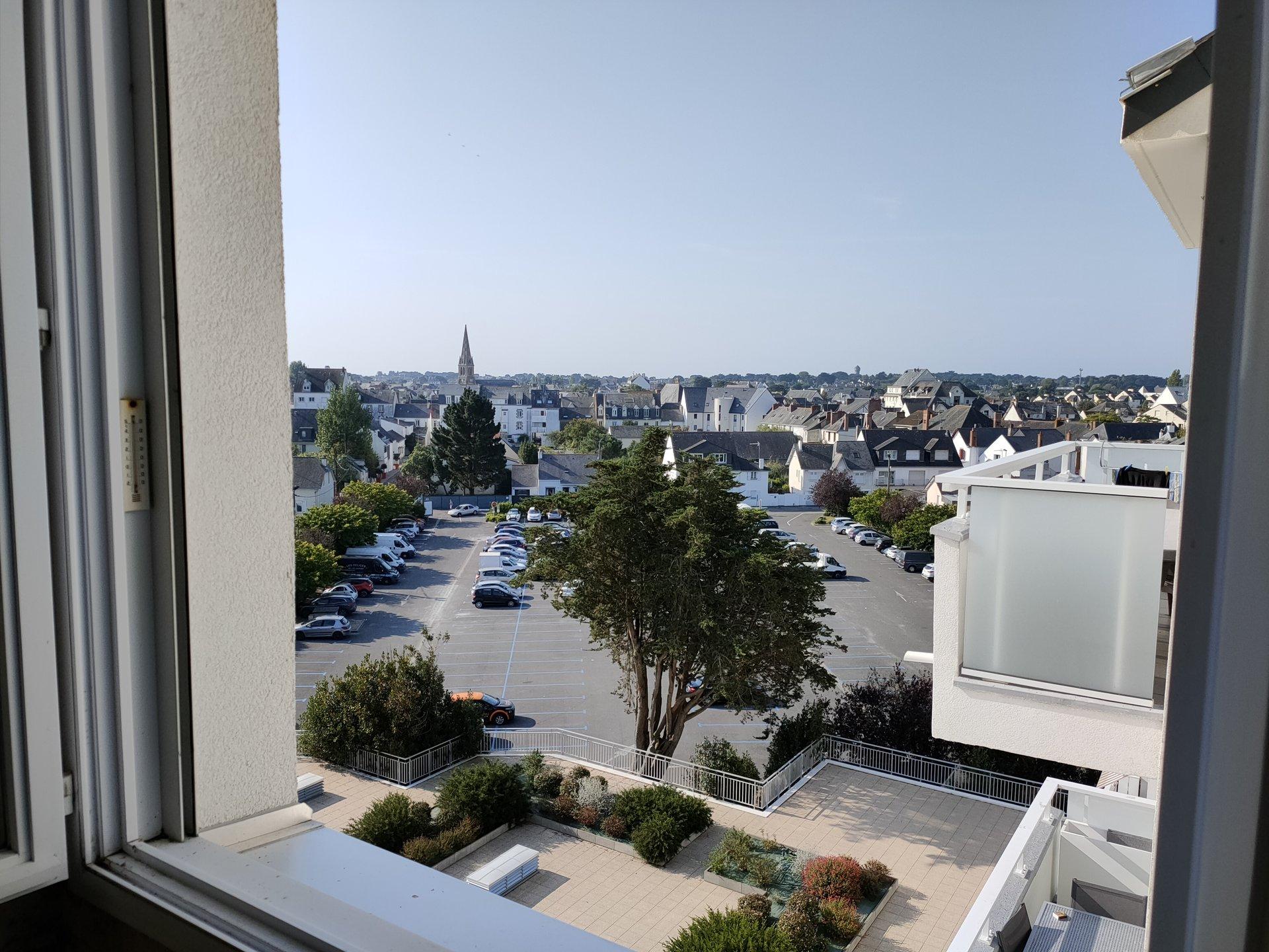 T5 centre ville et port Le Pouliguen