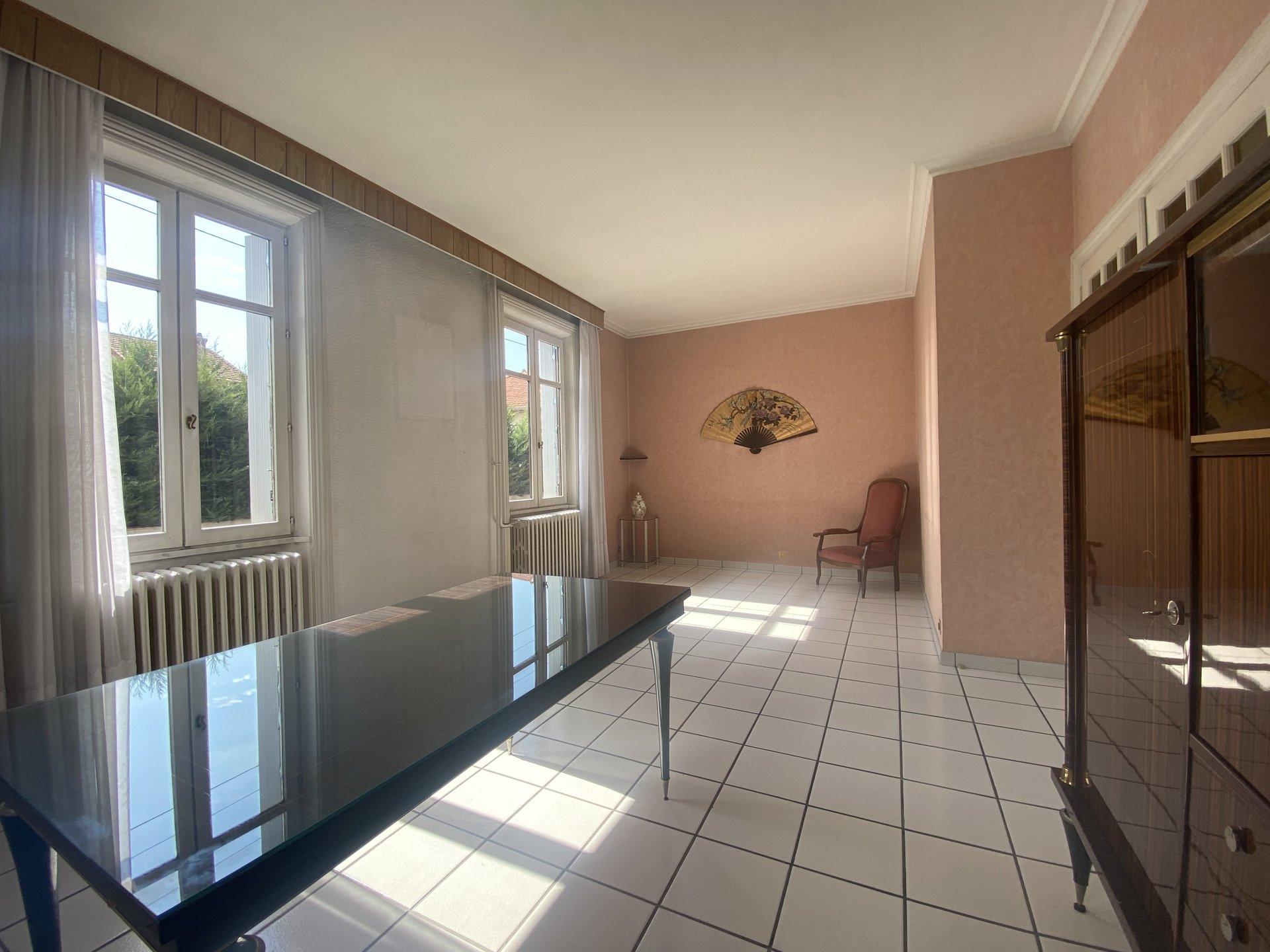 Saint-Etienne La Terrasse - Maison individuelle de 88 m² sur terrain de 403 m²