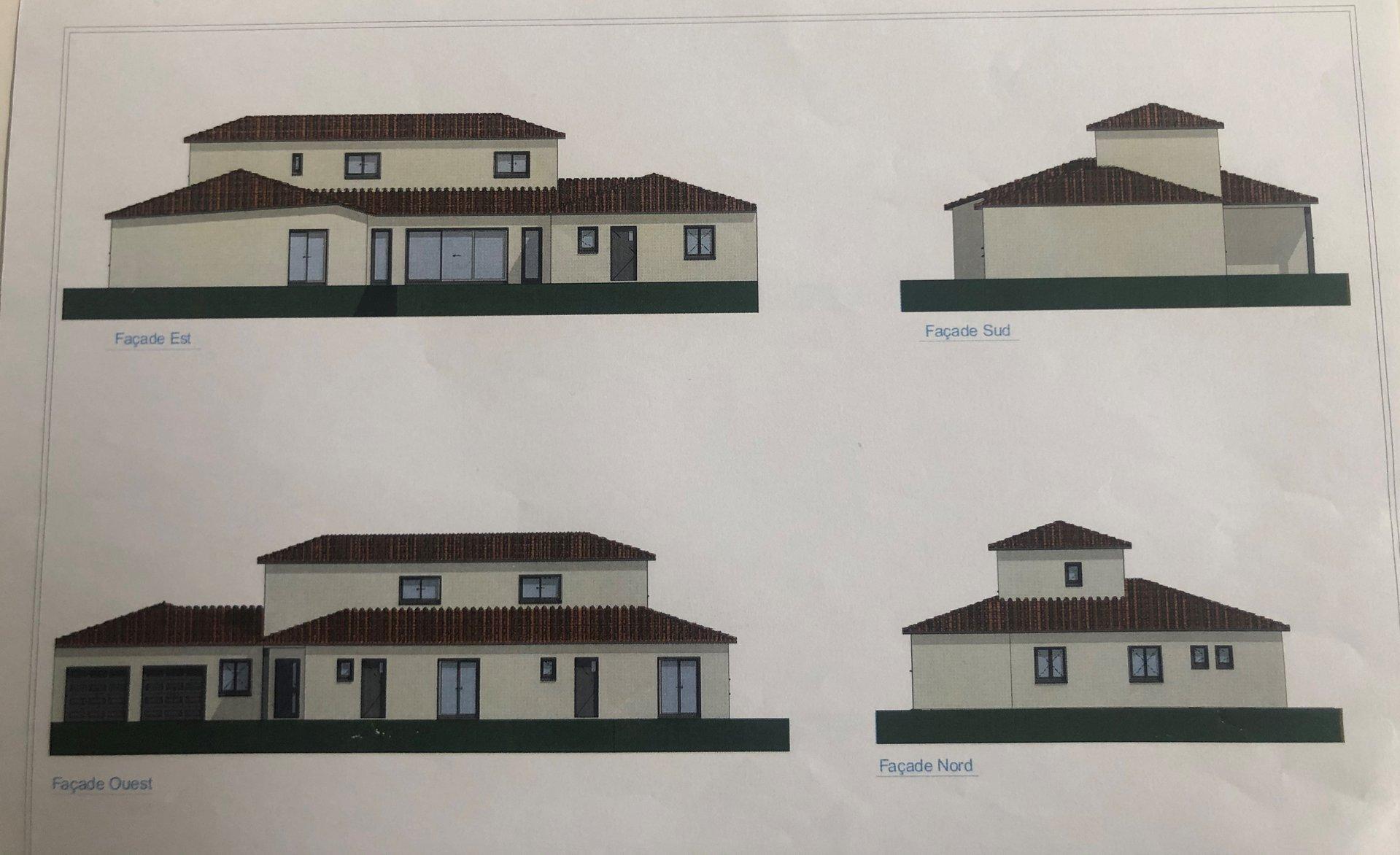 Lardenne, maison de 191 m² avec garage