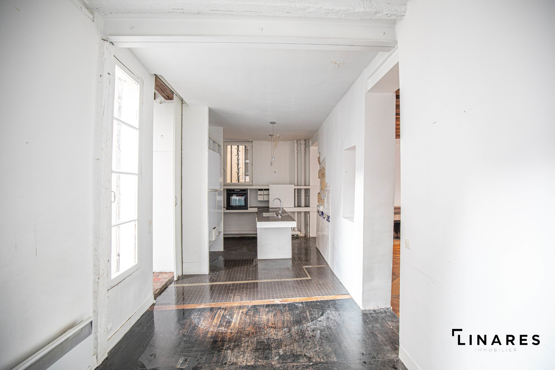 Vendita Appartamento - Paris 4ème Saint-Gervais