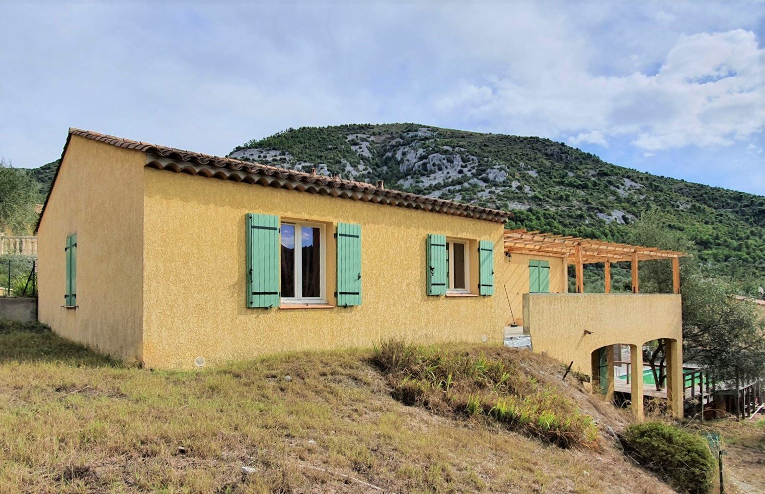 Sale Villa - Tourrette-Levens Plan d'Ariou