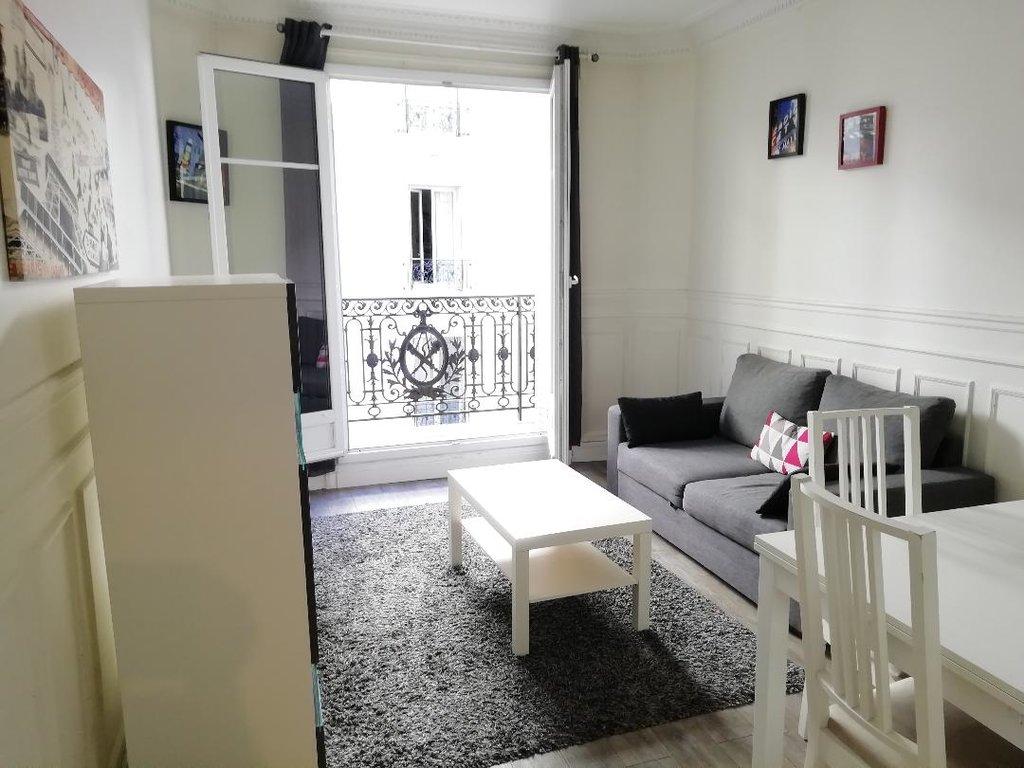 Sale Apartment - Paris 17th (Paris 17ème) Batignolles