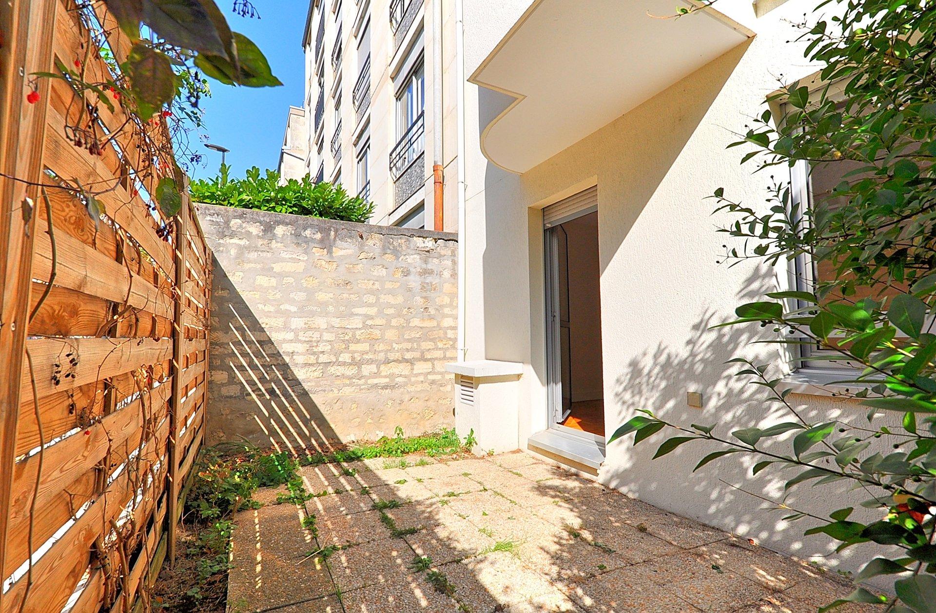 Les Passages - 2 pièces avec jardin privatif
