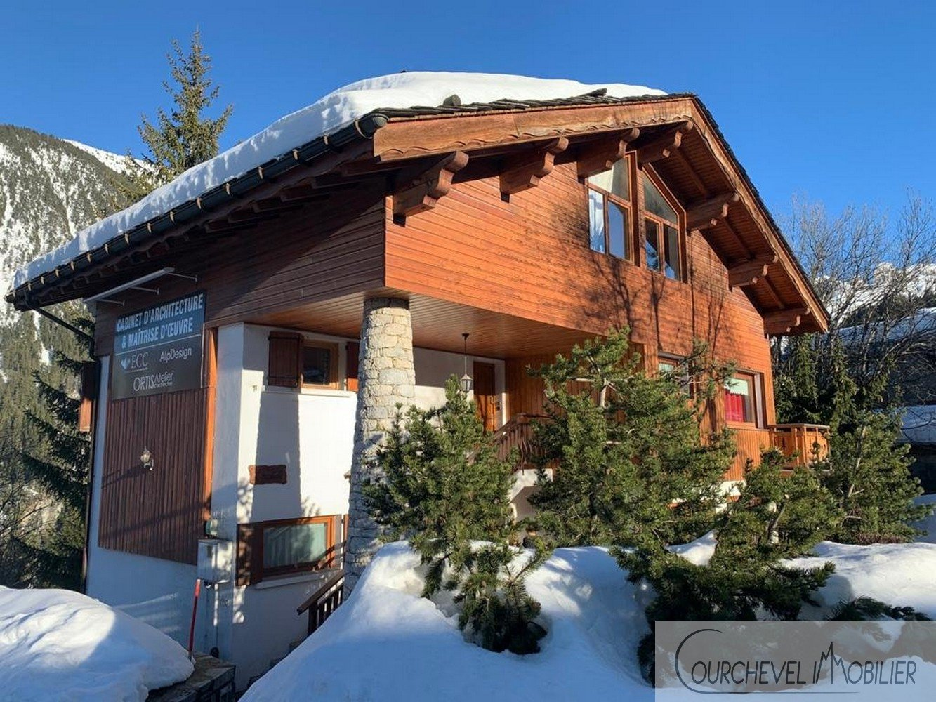 Huur Duplex - Courchevel Moriond 1650