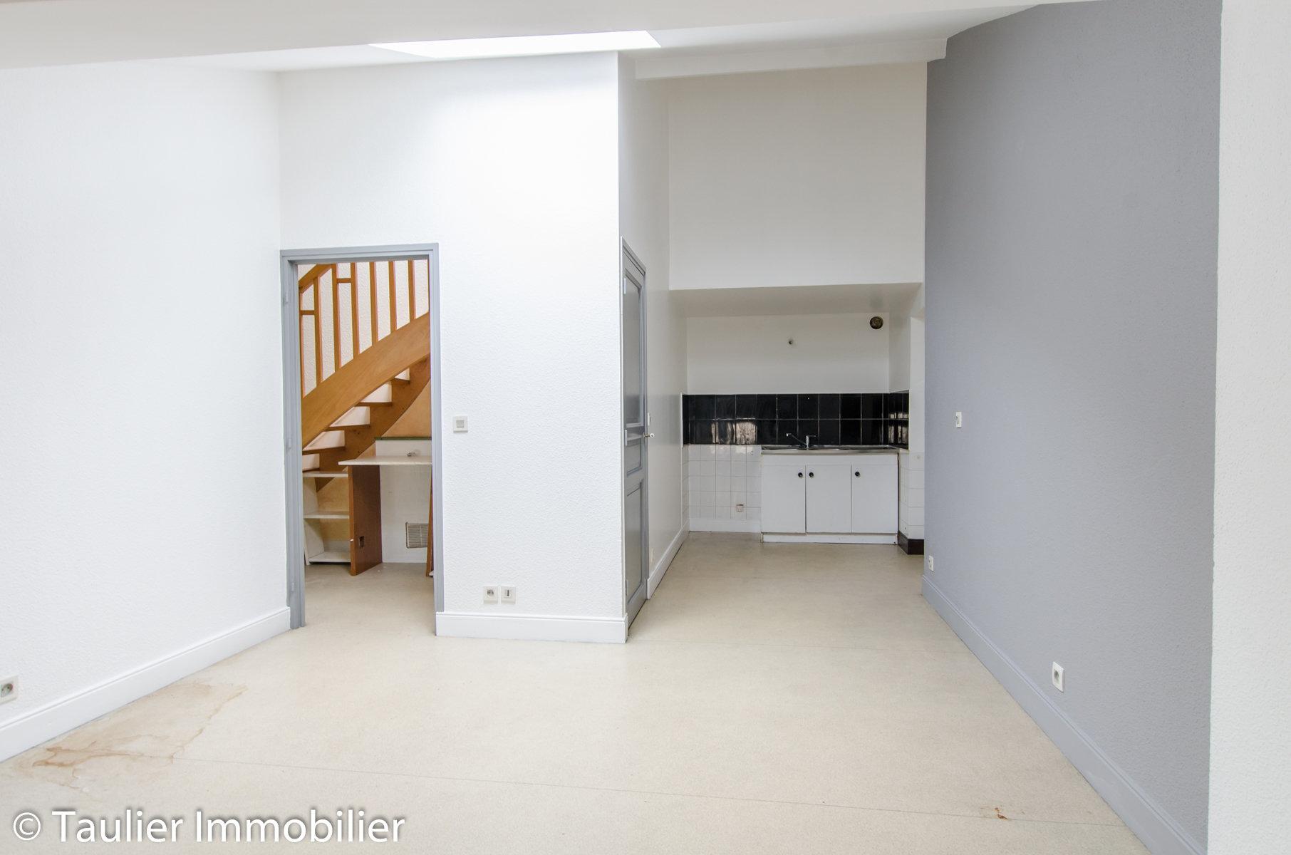 T3 Duplex 3ème étage V