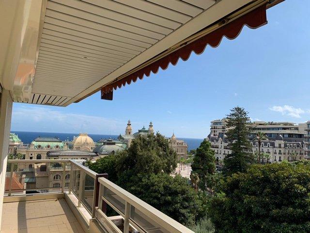 Аренда Квартира - Монако (Monaco) Carré d'Or - Монако