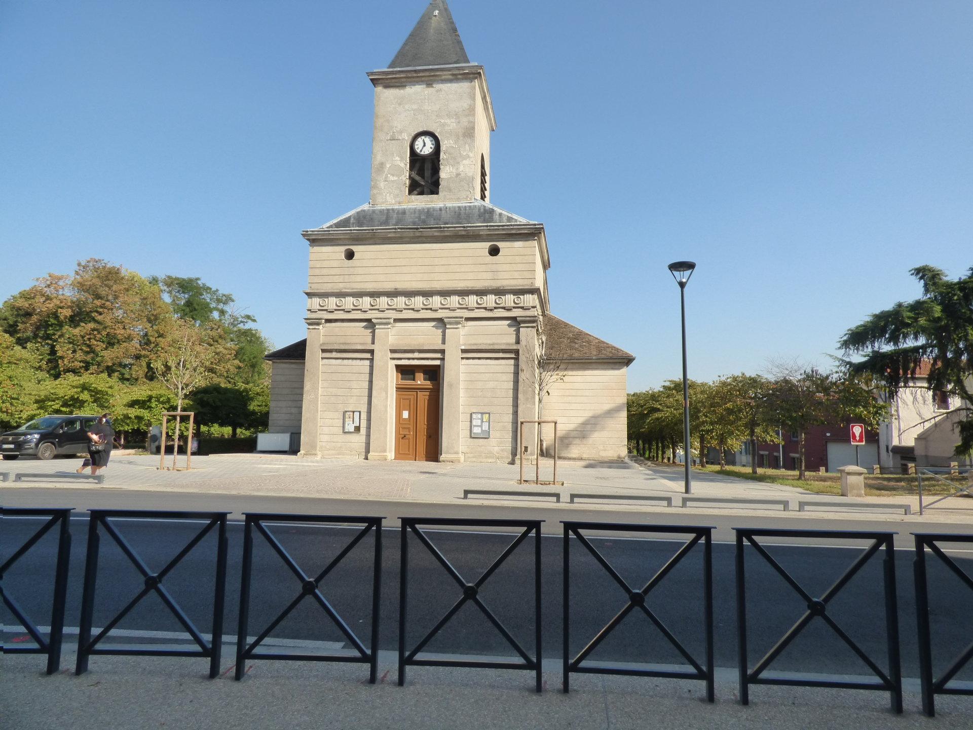 Centre de Romainville (Mairie)
