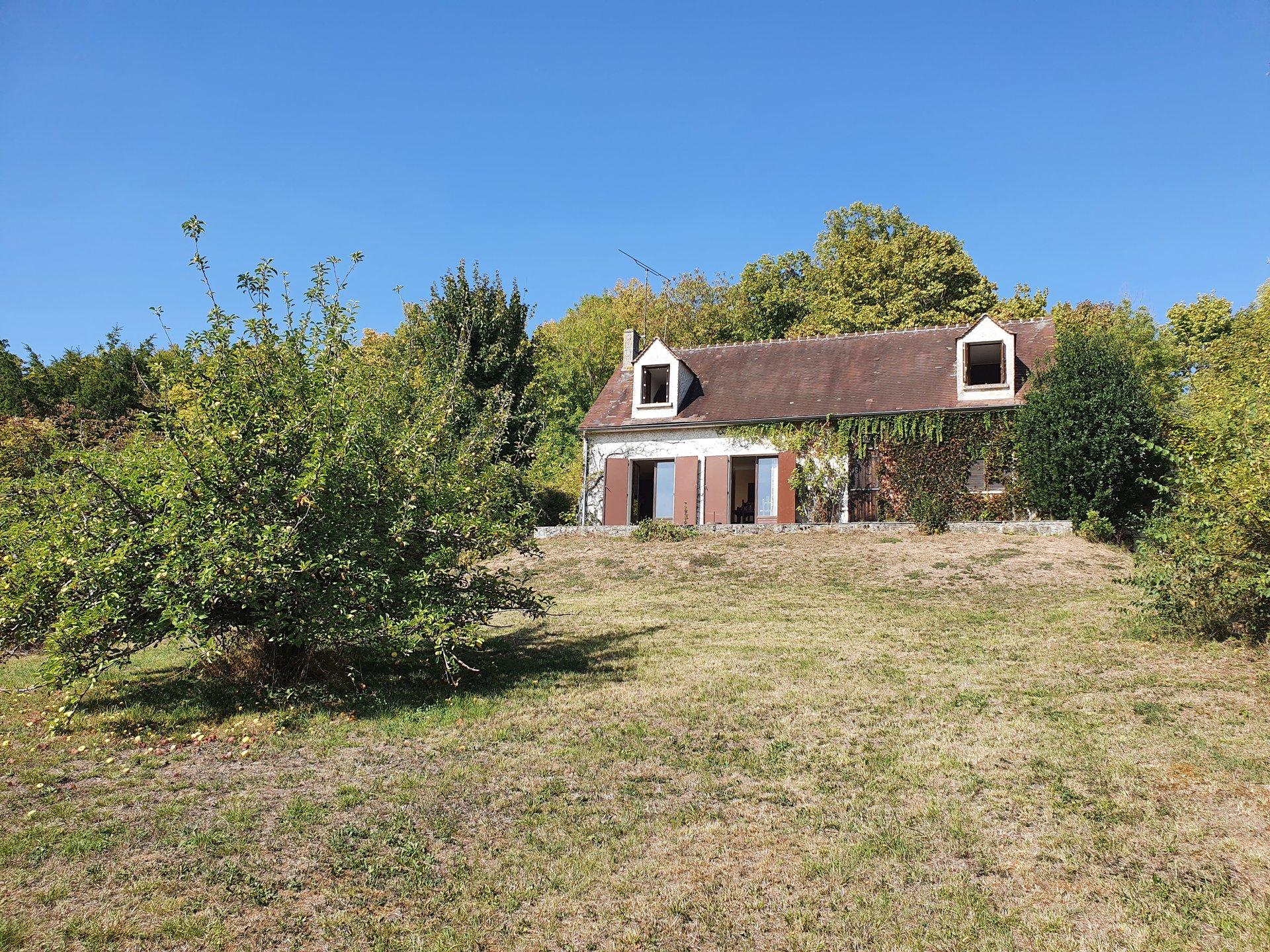 Montigny sur Loing : Maison 5 pièces 122 m2