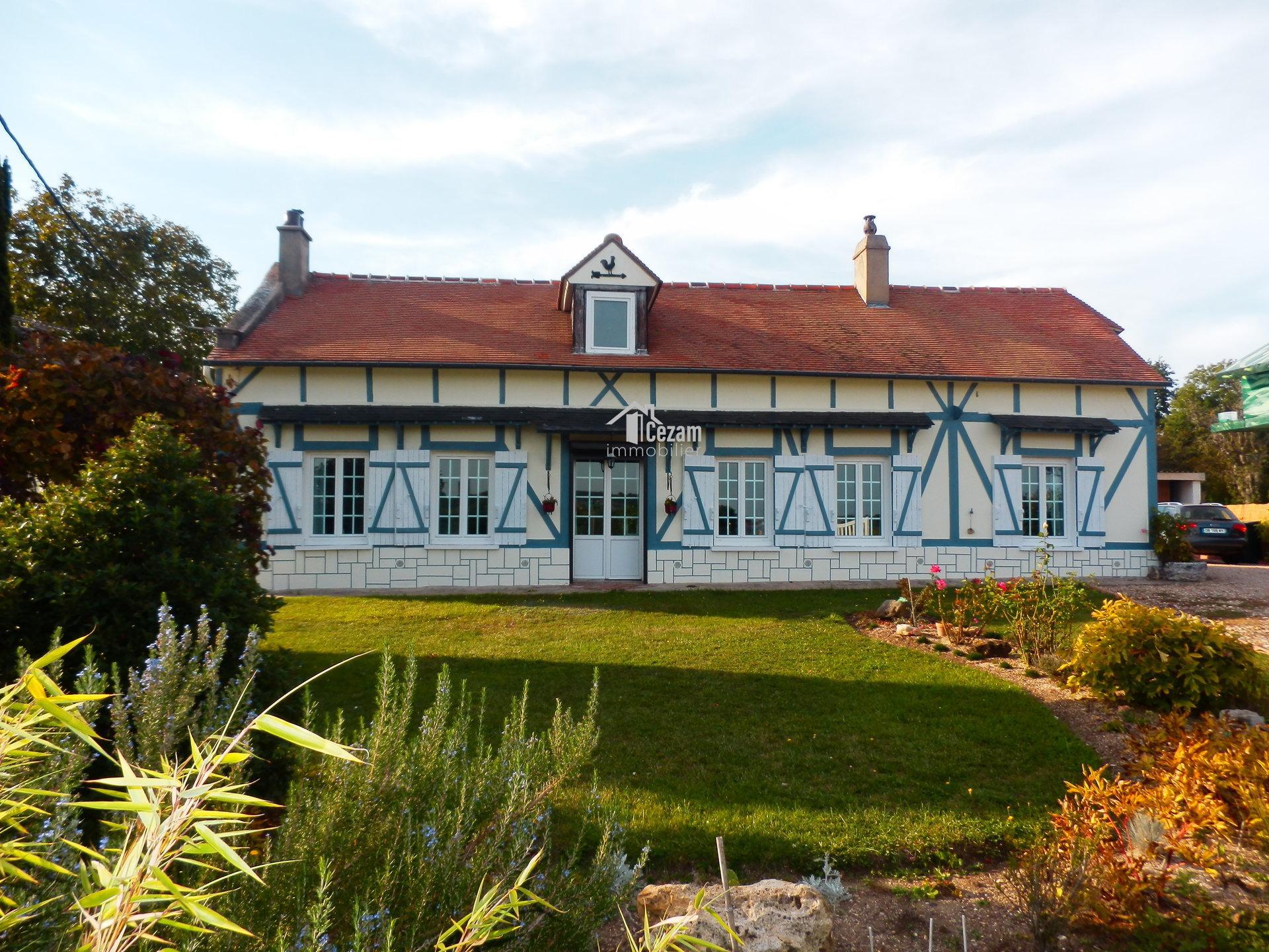 Maison de charme rénovée