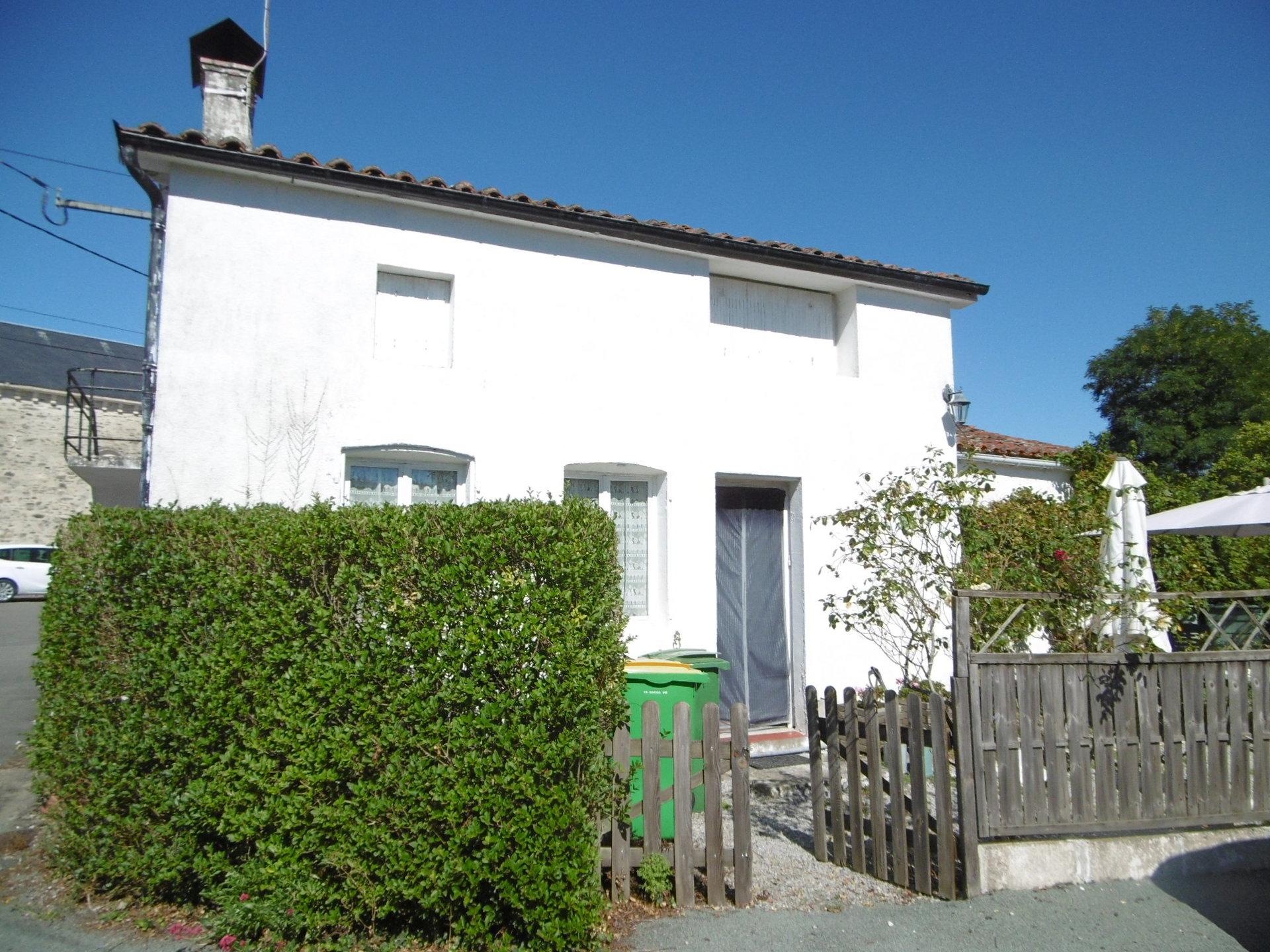 Vente Maison de village Puihardy