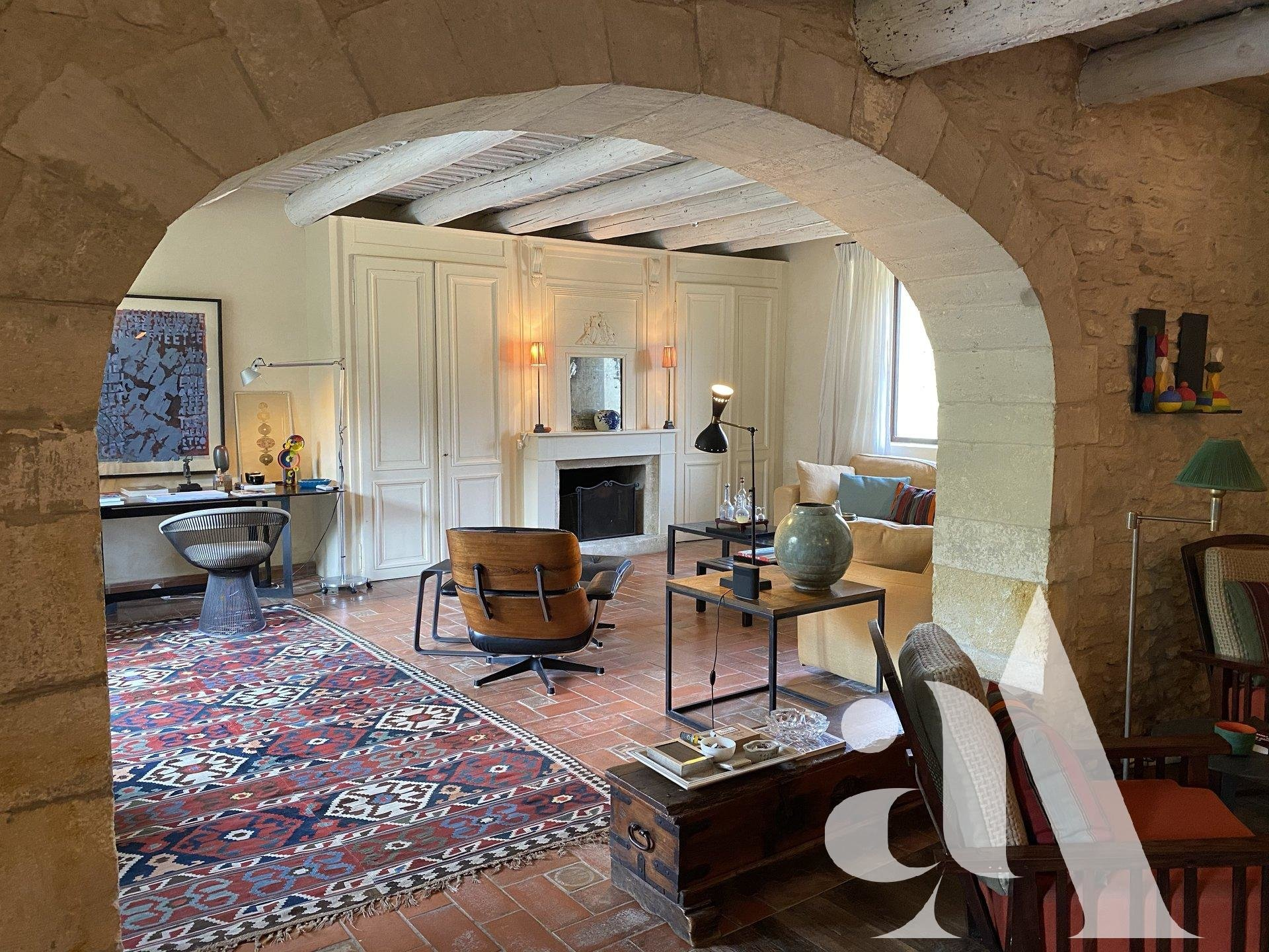 MAS HERMES - EYGALIERES- ALPILLES- 6 bedrooms- 12 people