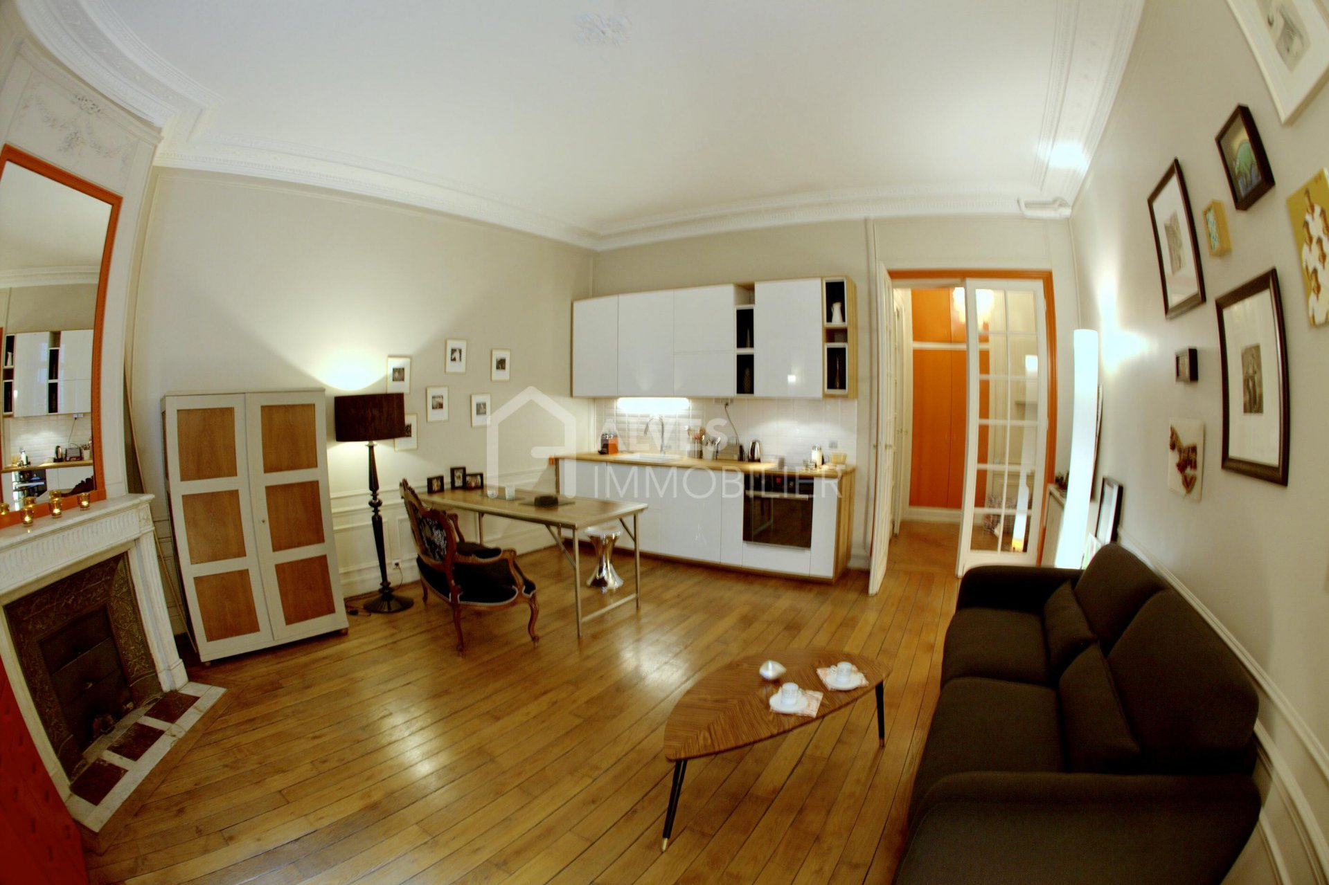 Vente Appartement - Paris 8ème
