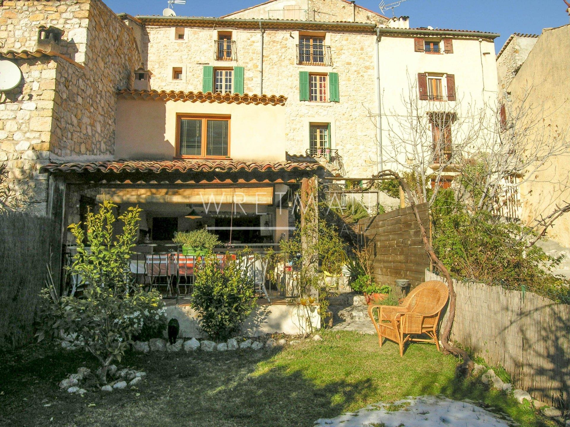 Village-house - Le Broc