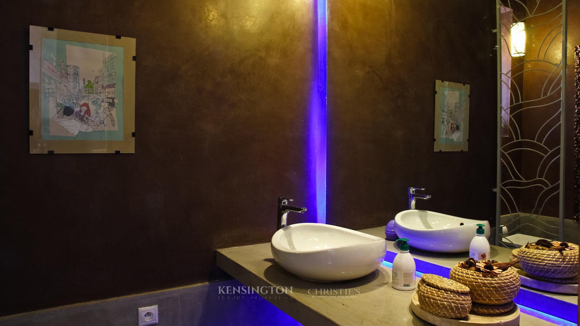 KPPM00939: Villa Tamsa Luxury Villa Marrakech Morocco