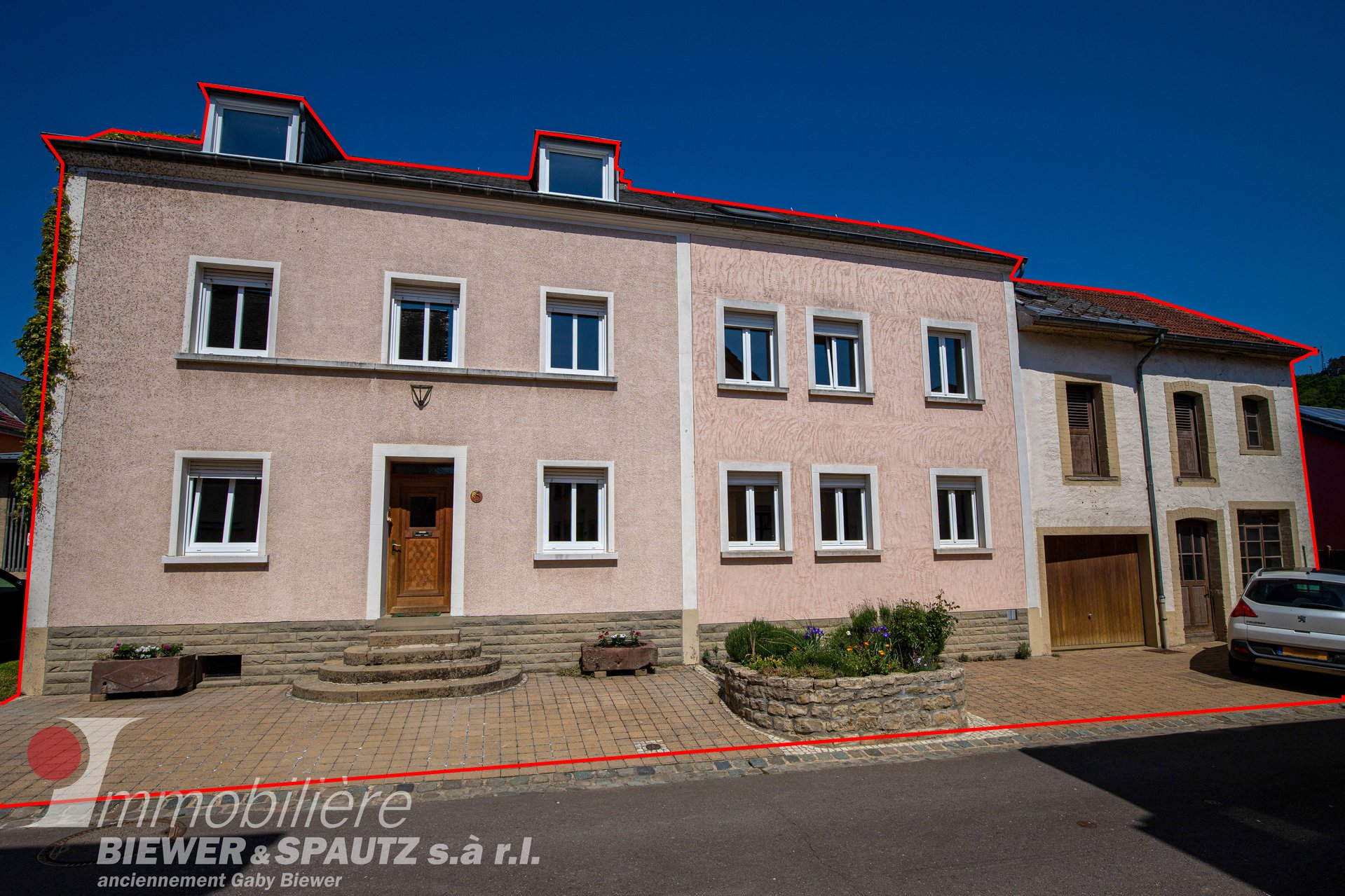 FOR SALE - house with 5 bedrooms in Rosport