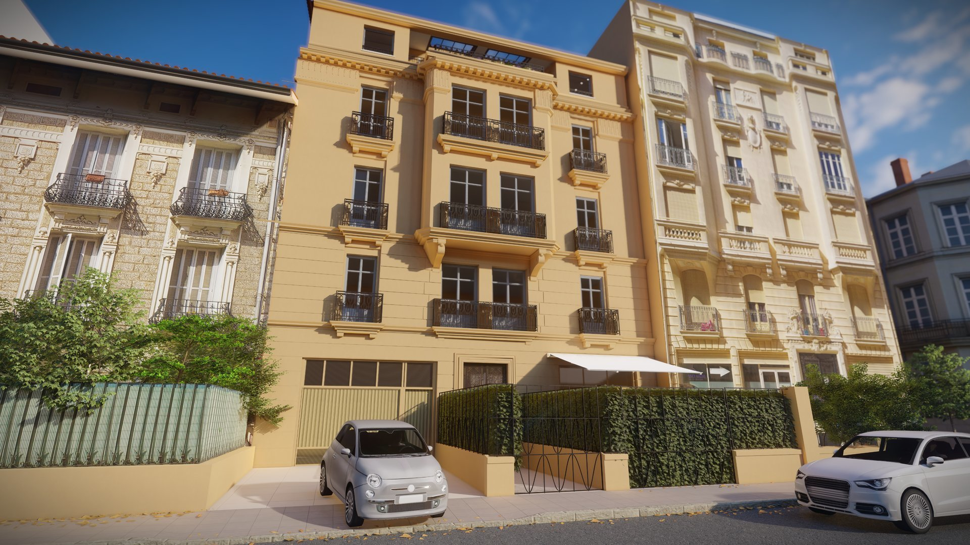 Försäljning Lägenhet - Nice Carabacel