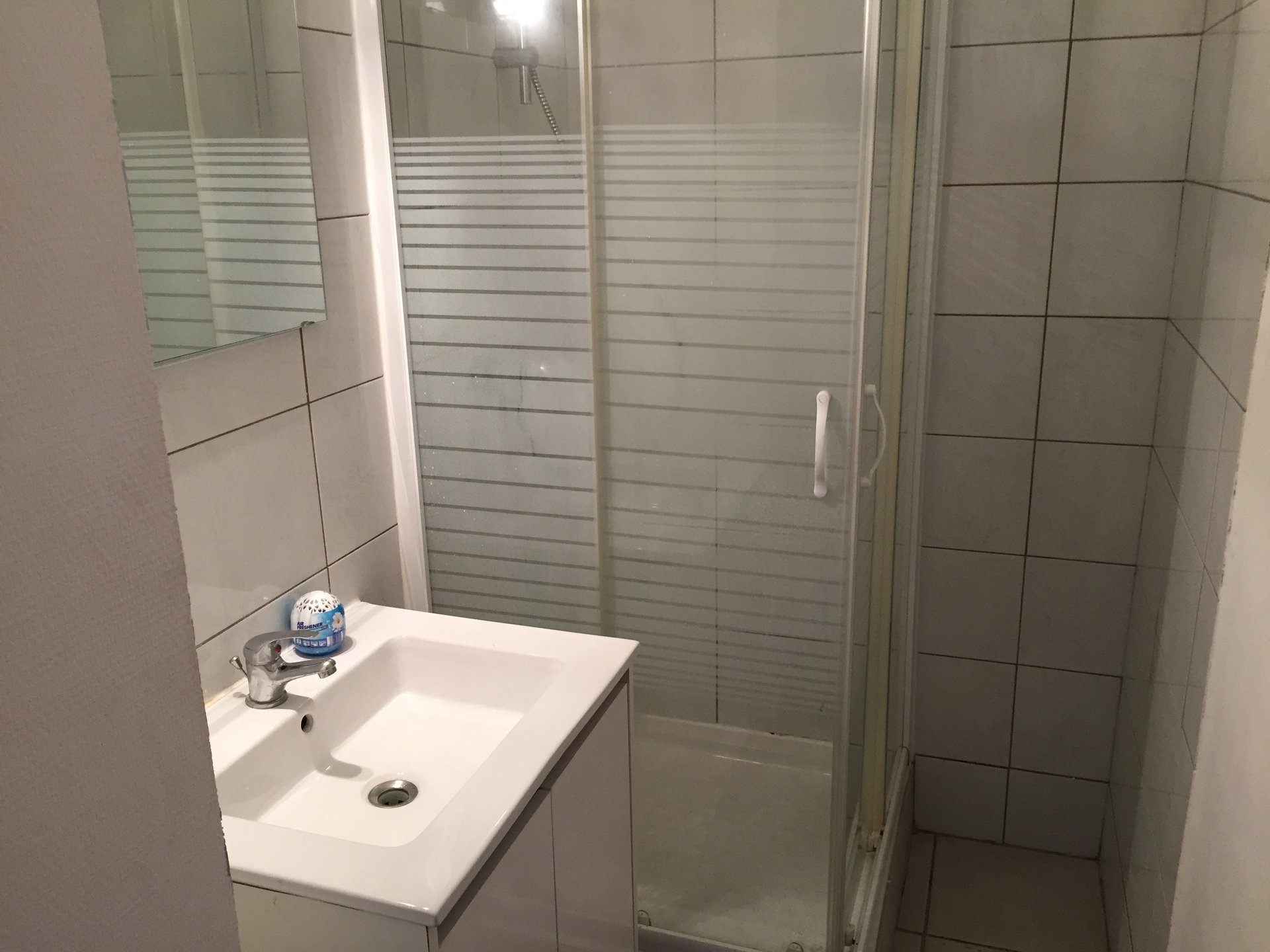 Appartement de 45m² avec balcon secteur Beaubrun