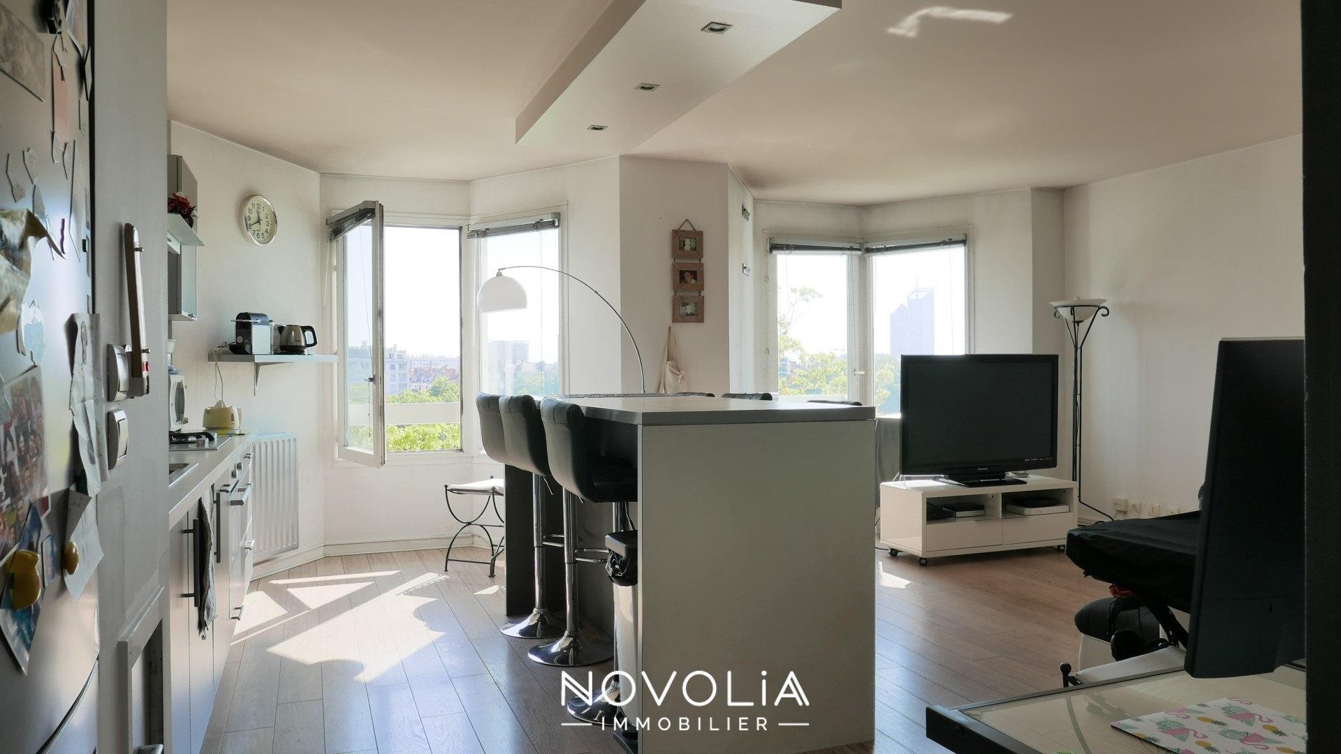 Achat Appartement, Surface de 66 m², 3 pièces, Lyon 4ème (69004)
