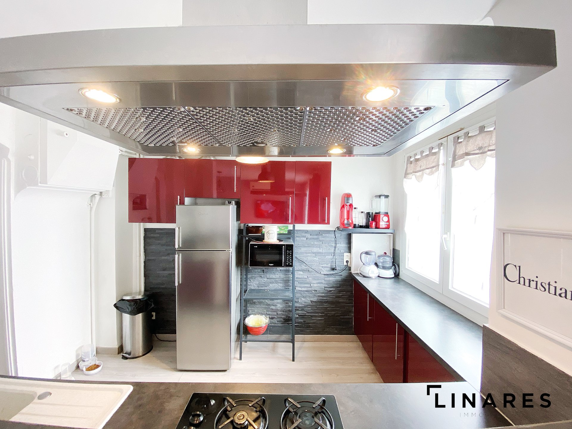 LE MIGNON DU 12 EME - Appartement T3 DE 58M2
