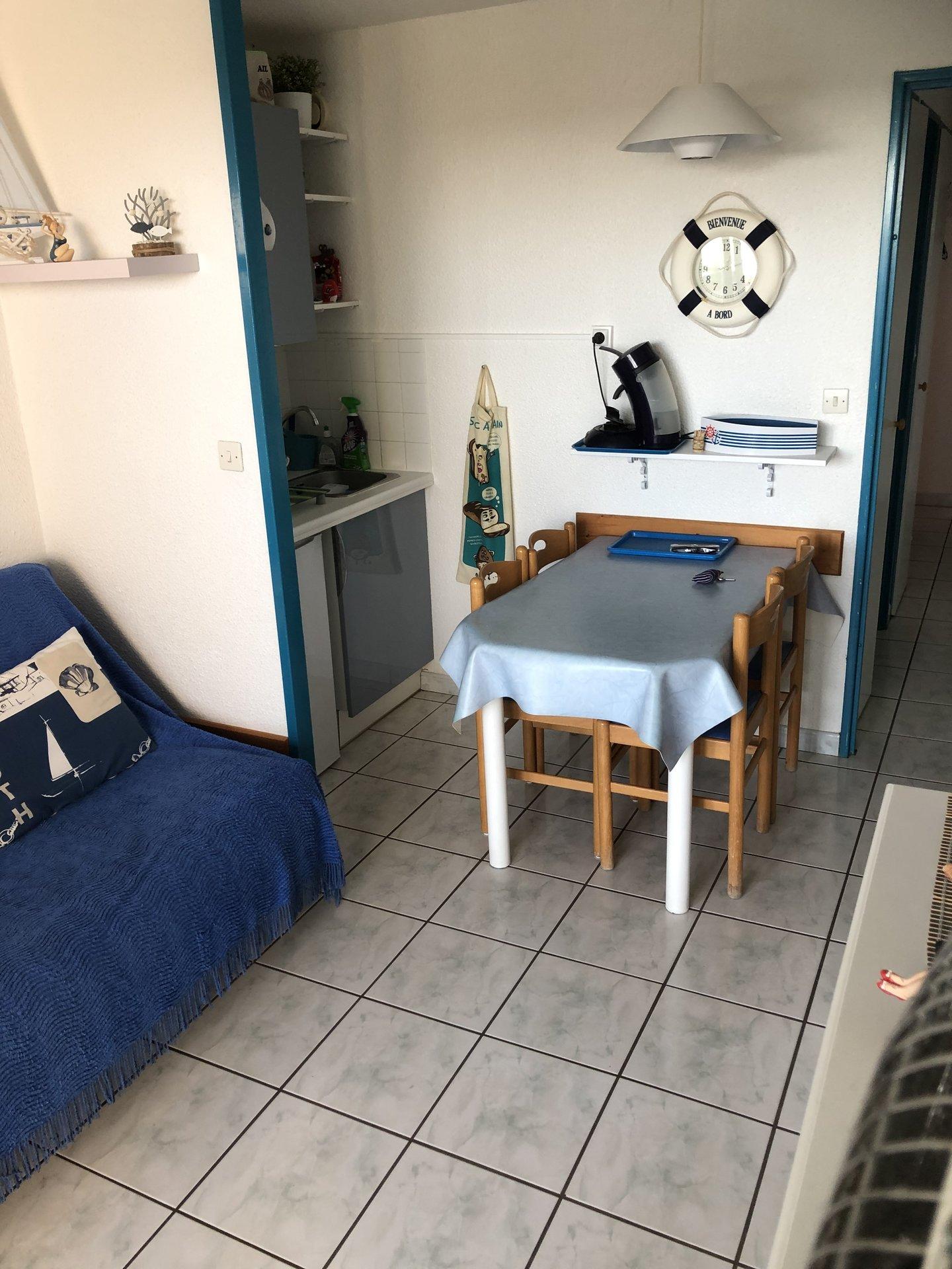 Sale Apartment - Le Barcarès COUDALERE