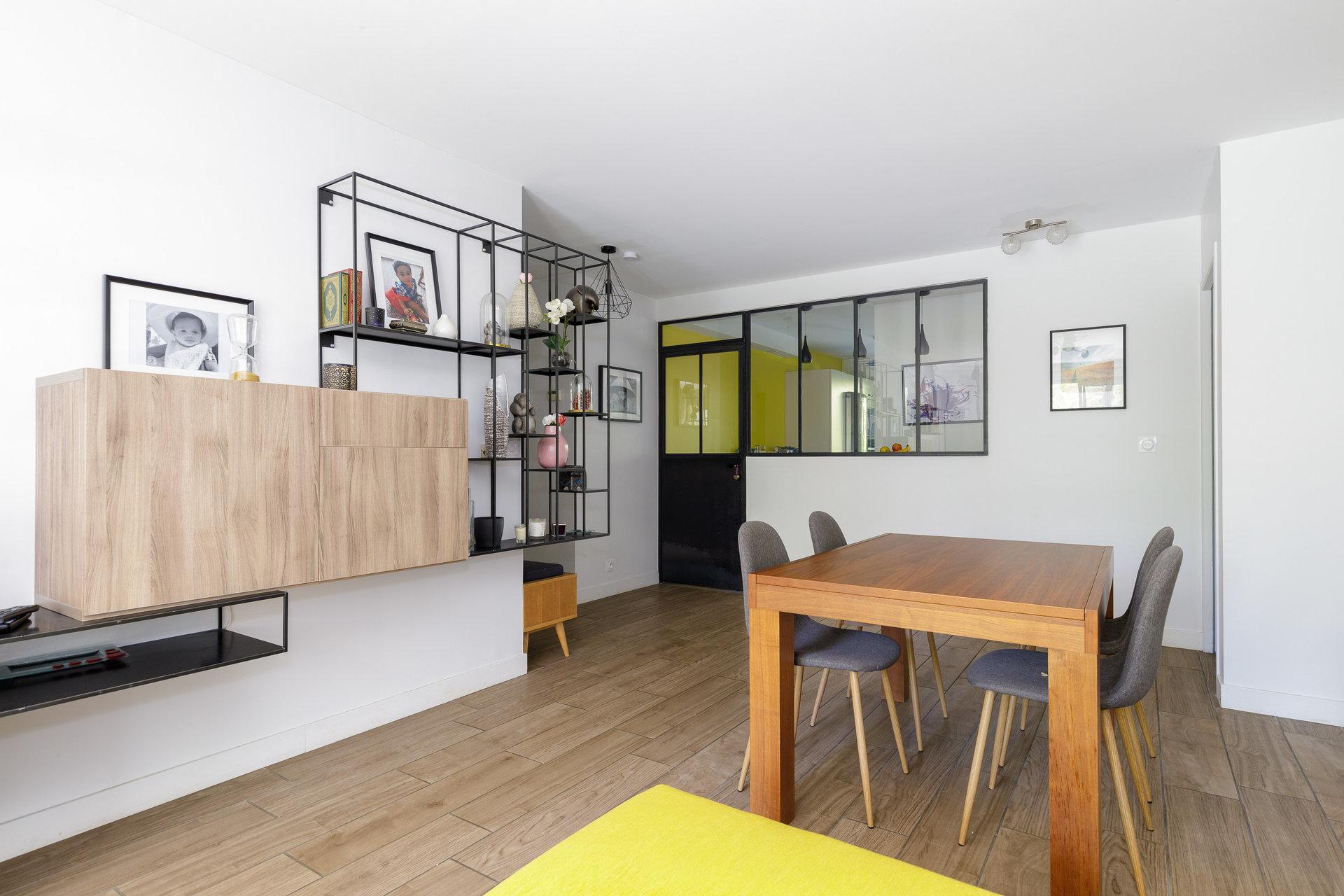 Appartement T4 avec terrasse - LYON 7 Parc Blandan