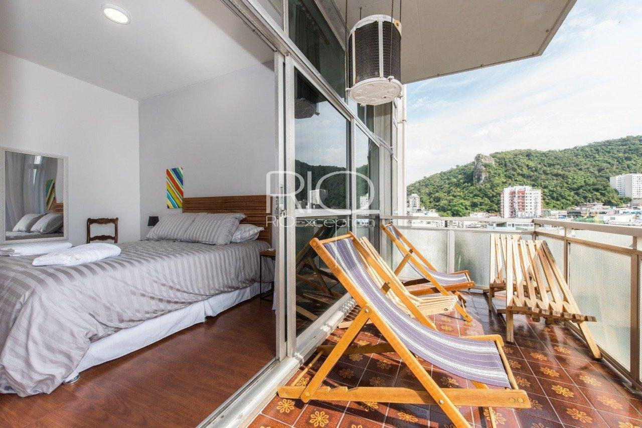 Copacabana poste 3 - Magnificent contemporary apartment 2 minutes from the beach !