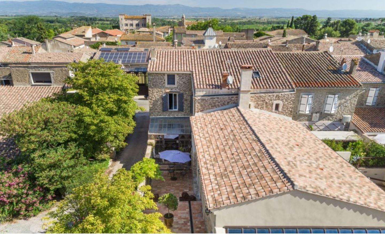 Domaine viticole sur 44 ha au coeur de l'Aude