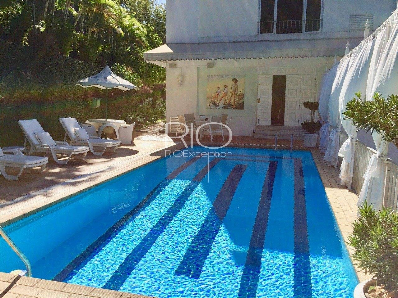 Cosme-Velho - Sumptuous contemporary villa with swimming pool and cinema room !