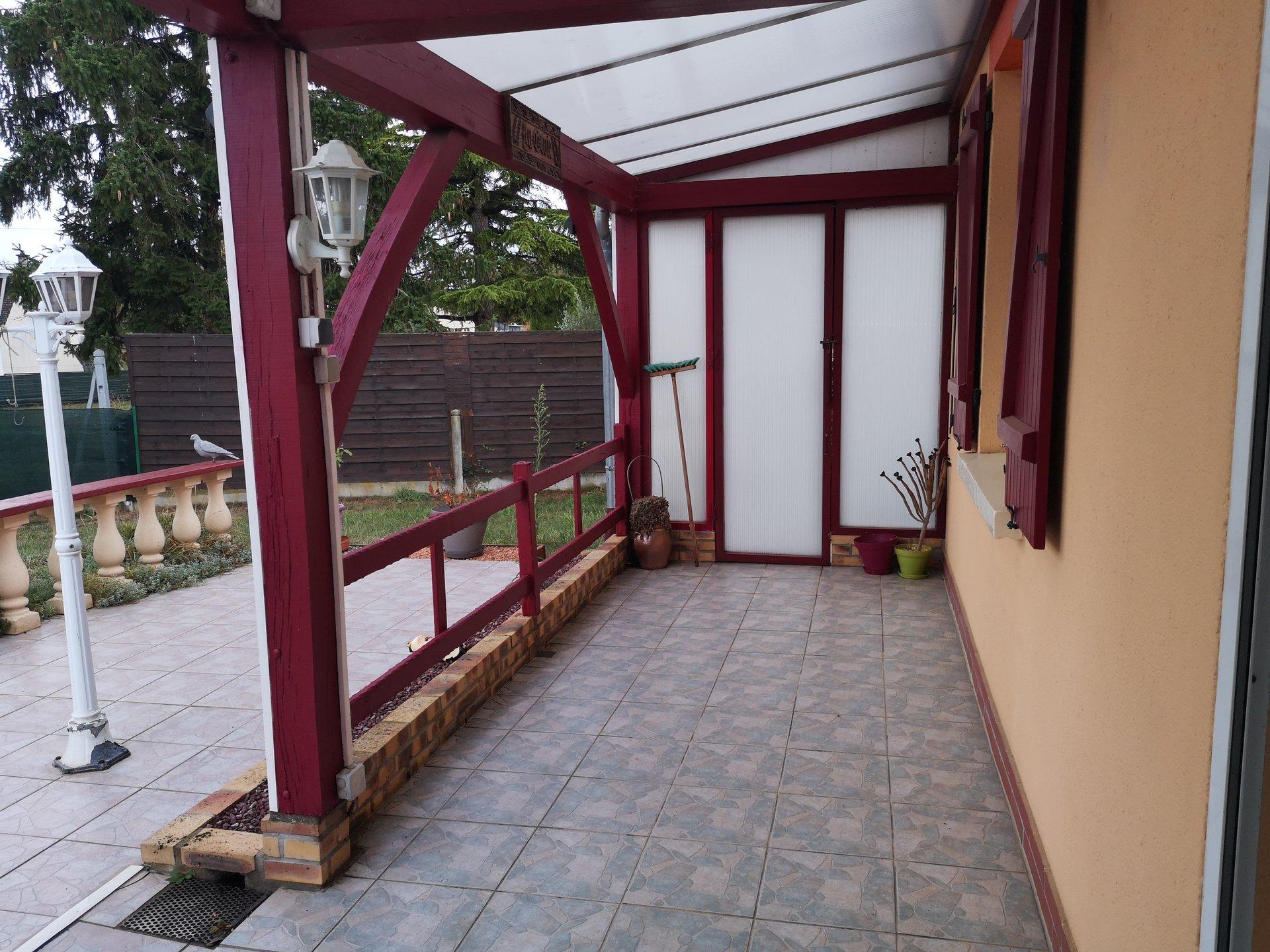 Pavillon plain pied 90m² avec sous/sol