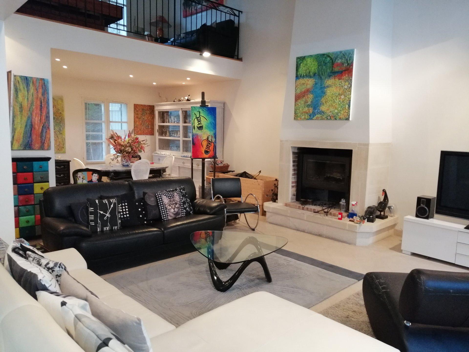 Demeure de Charme -  840 000€ FAI - Proche Senlis