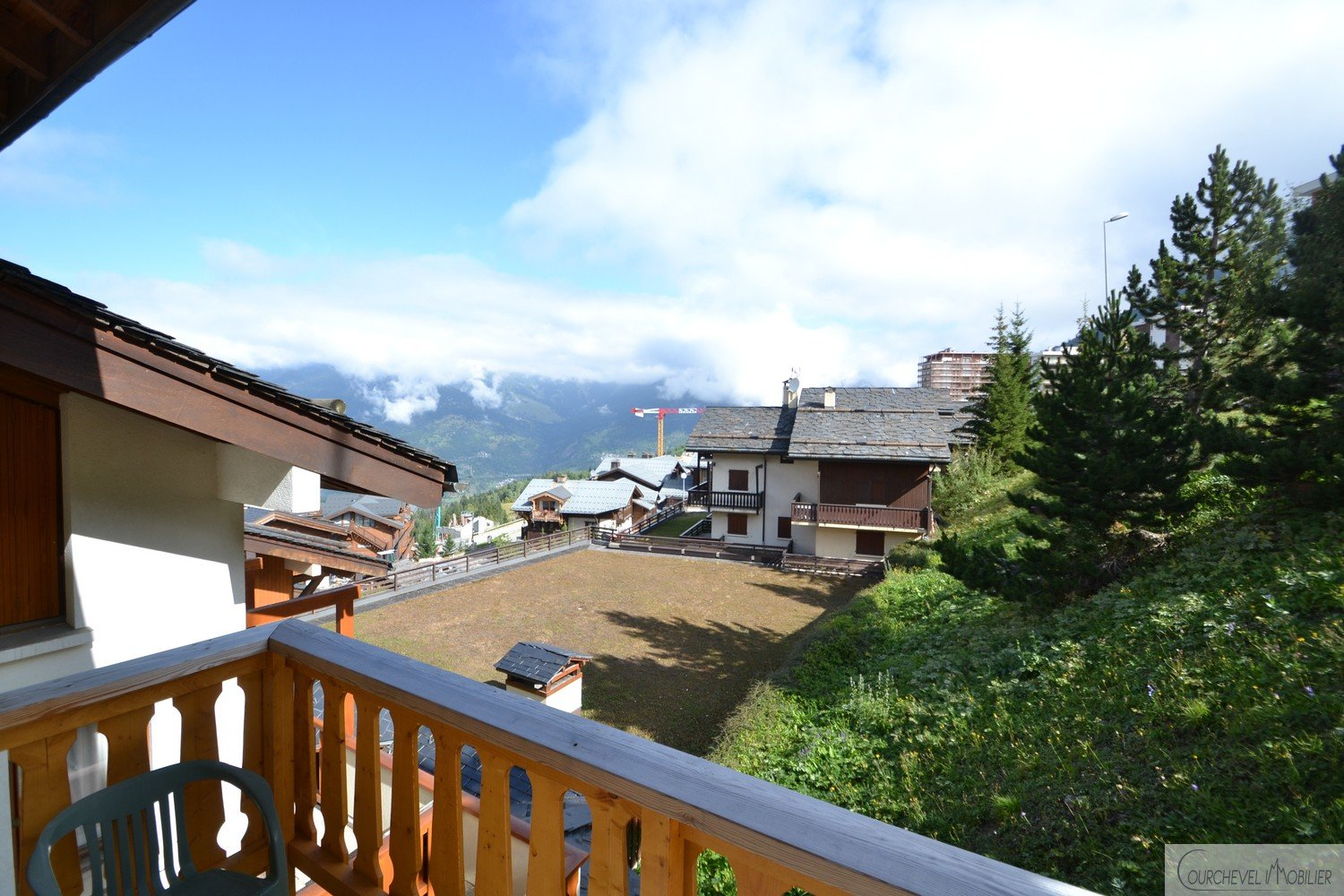 2 Rooms Appartment - Courchevel Moriond