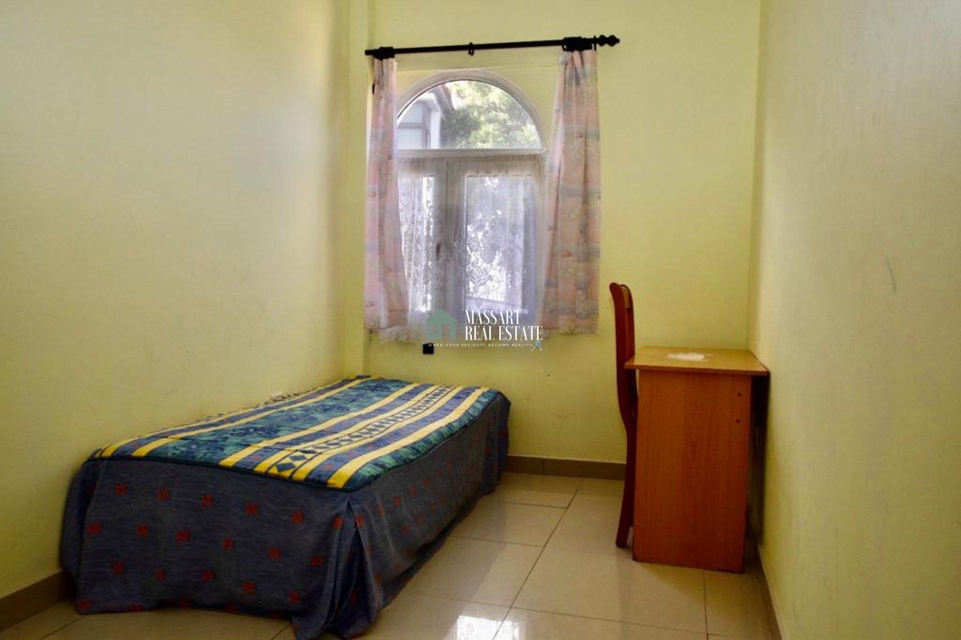 Te huur in Tijoco Alto (Adeje), licht appartement gekenmerkt door zijn grote omvang, zijn goede distributie en voor het bieden van een prachtig uitzicht op de zee en het eiland La Gomera.