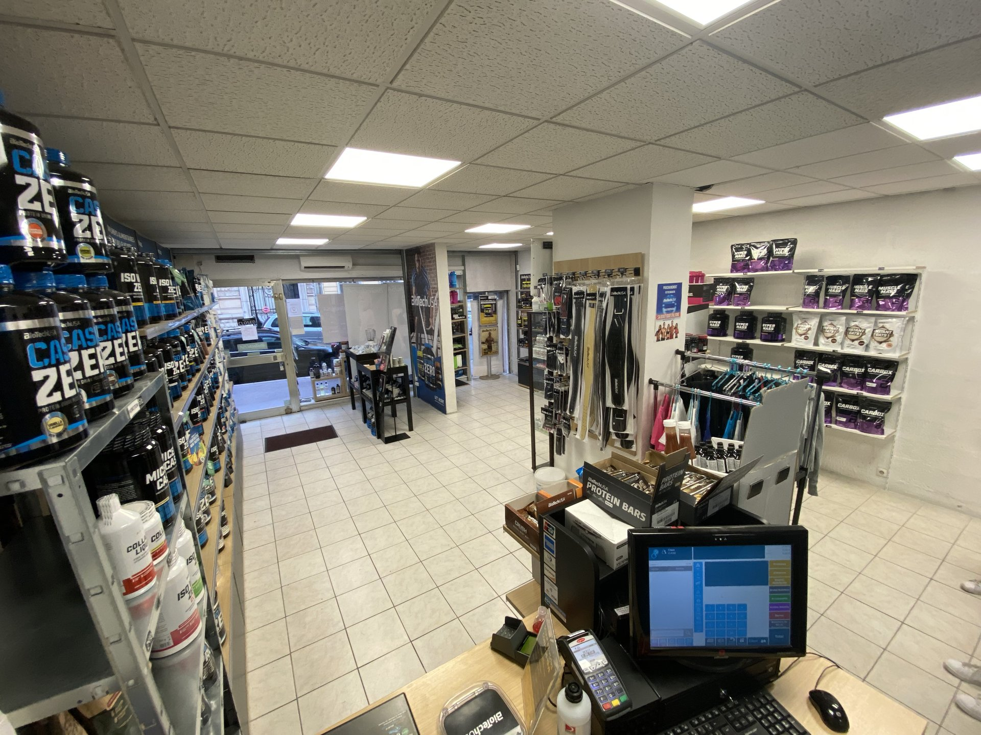 LOCATION LOCAL COMMERCIAL - 620 m² - LIBERATION