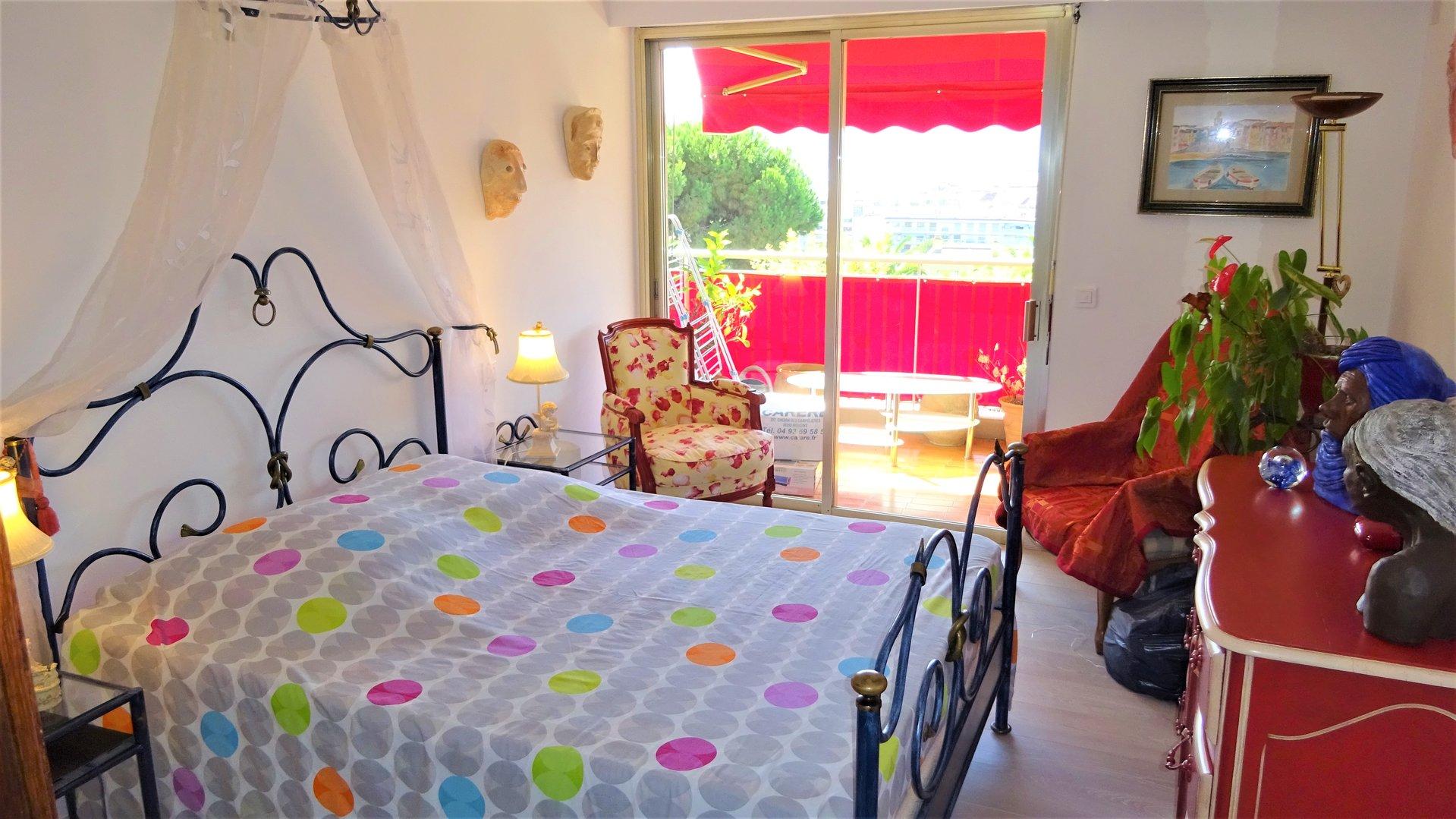 Appartement 4 pièces - Vue Mer - Cannes Ouest