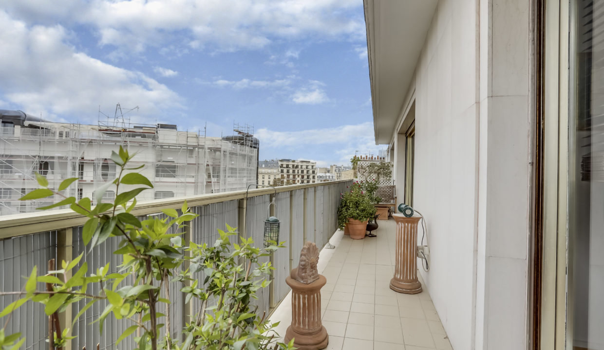 Sale apartment - Rue de la Faisanderie, 75016