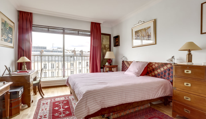 Vente d'appartement - Rue de la Faisanderie, 75016