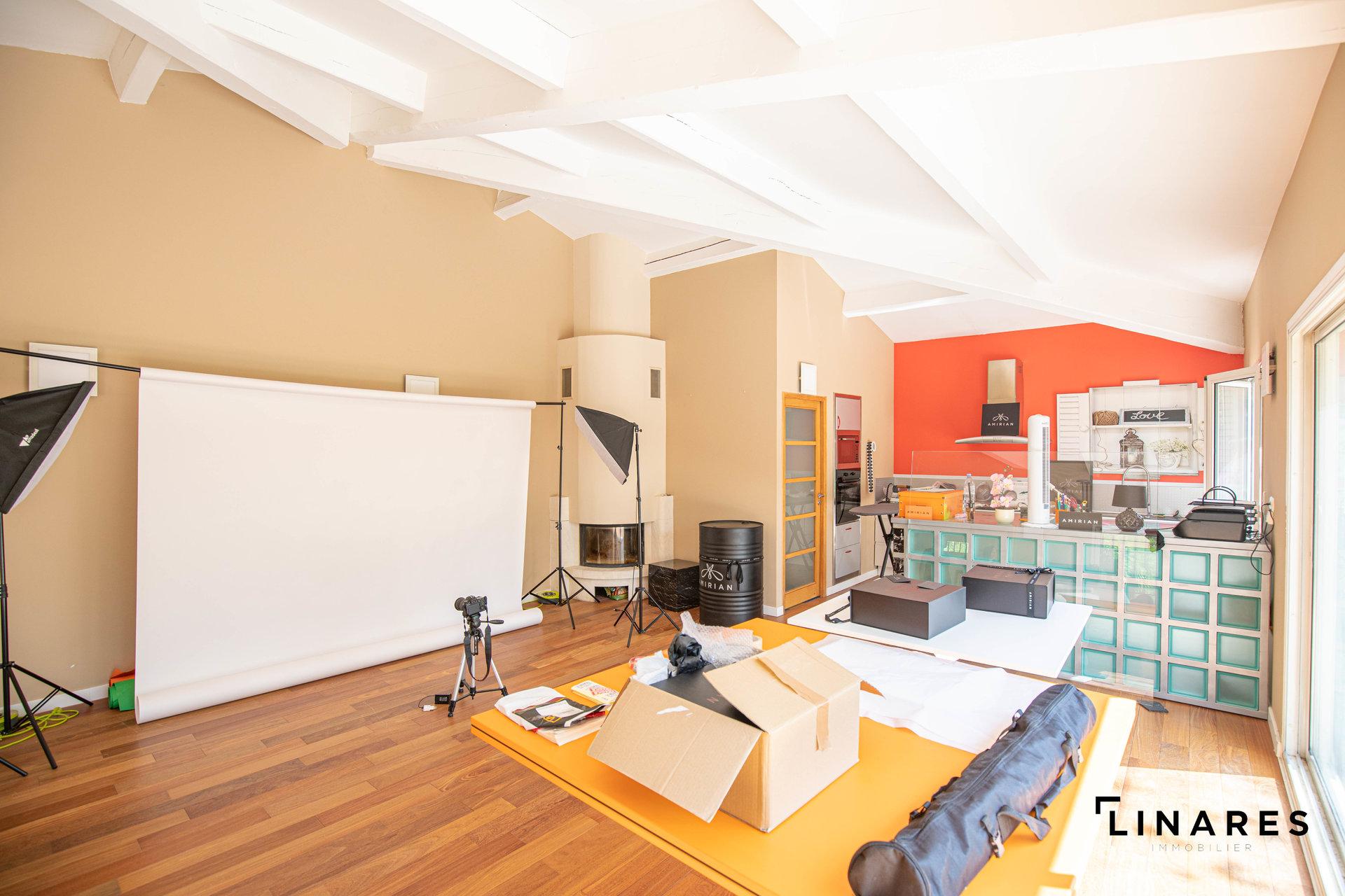 LA SUPER COSY - Villa T3 de 114m2 + Garage 136m2 + Terrain 800m2