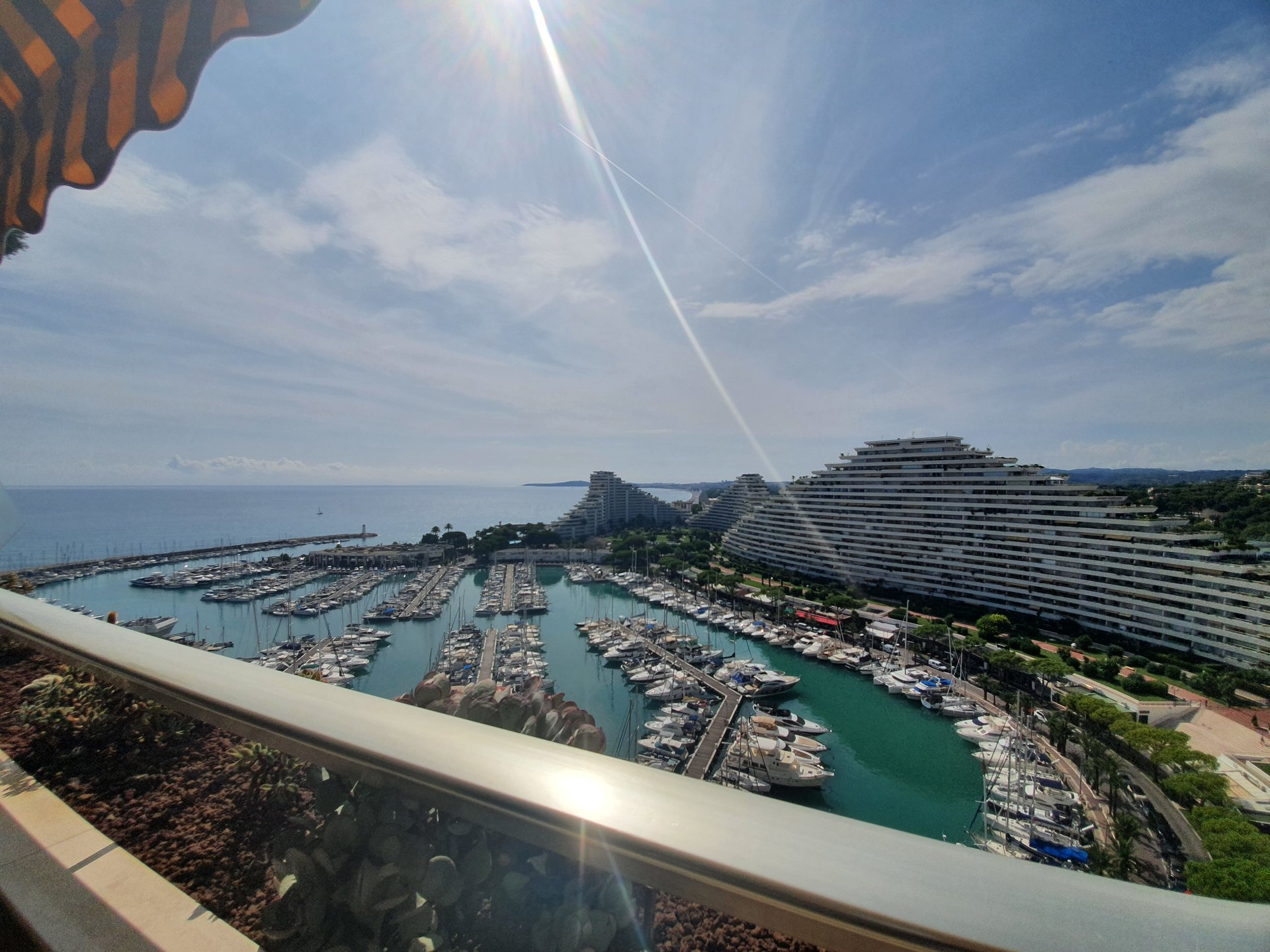 exclusivity sea view panoramic