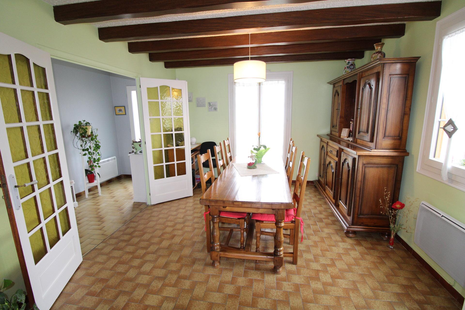 Maison sur sous sol total à Mouroux