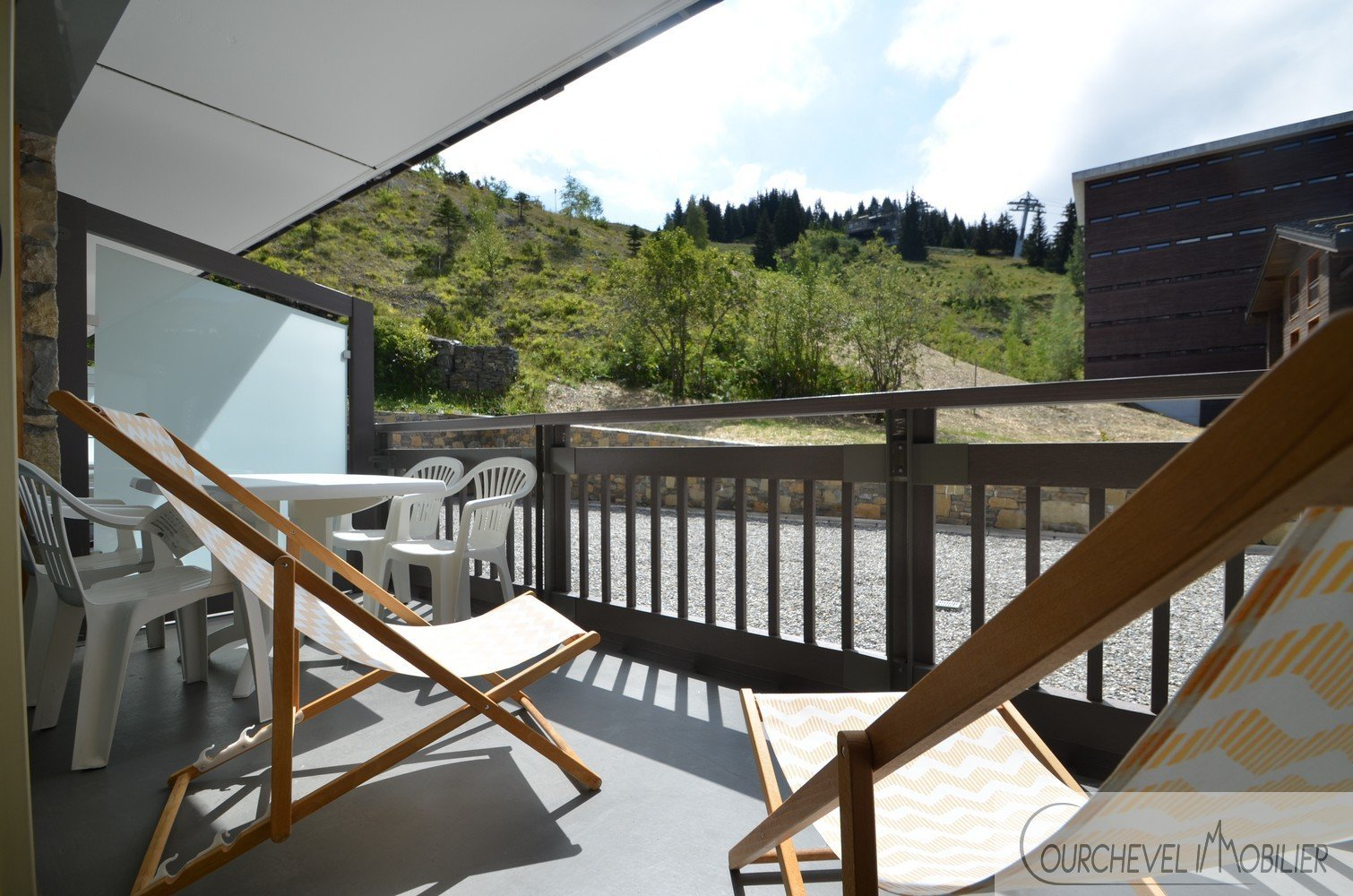 Huur Appartement - Courchevel Moriond 1650