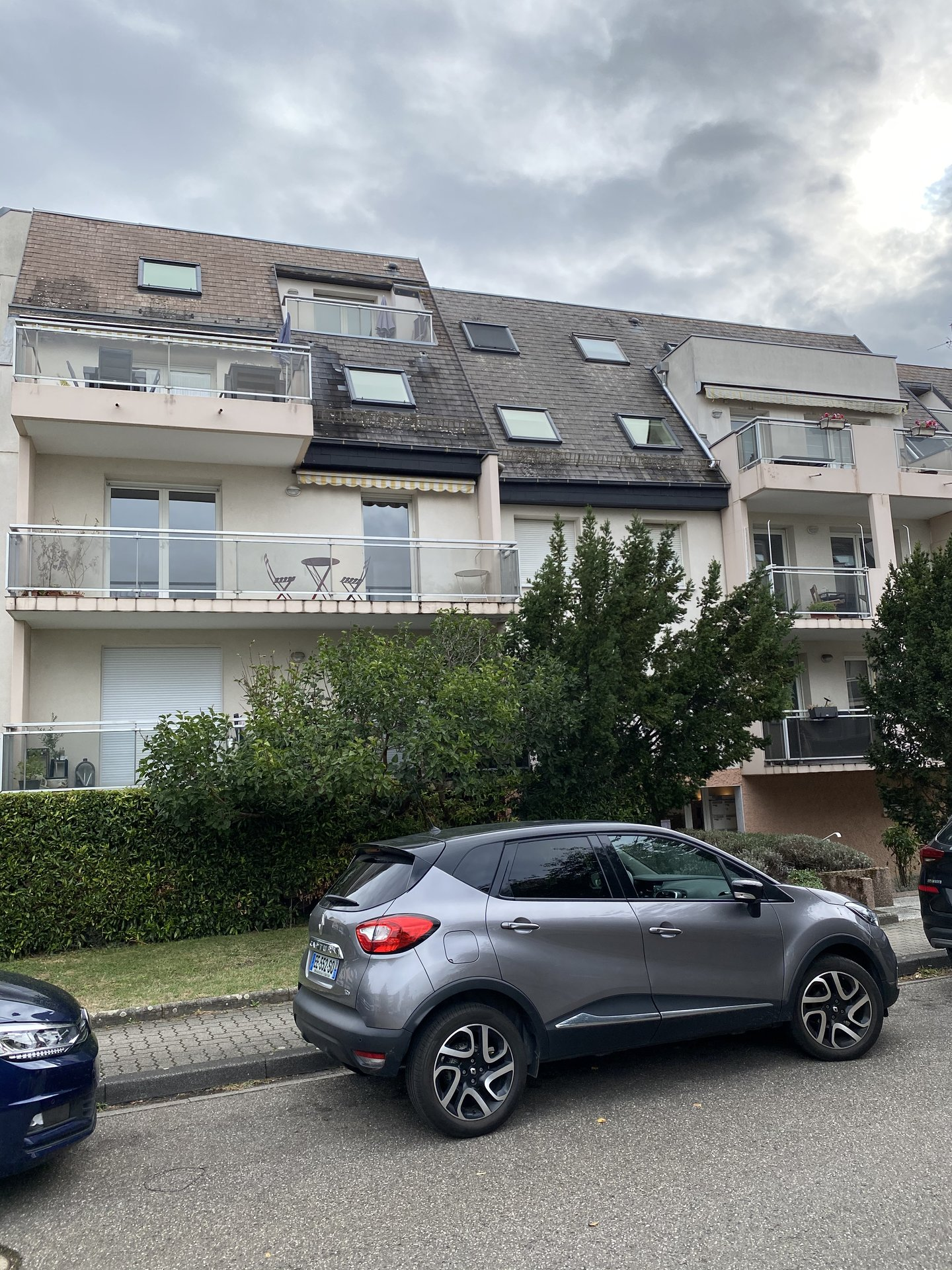 Strasbourg - Robertsau - Garage - Rue de l'épinoche
