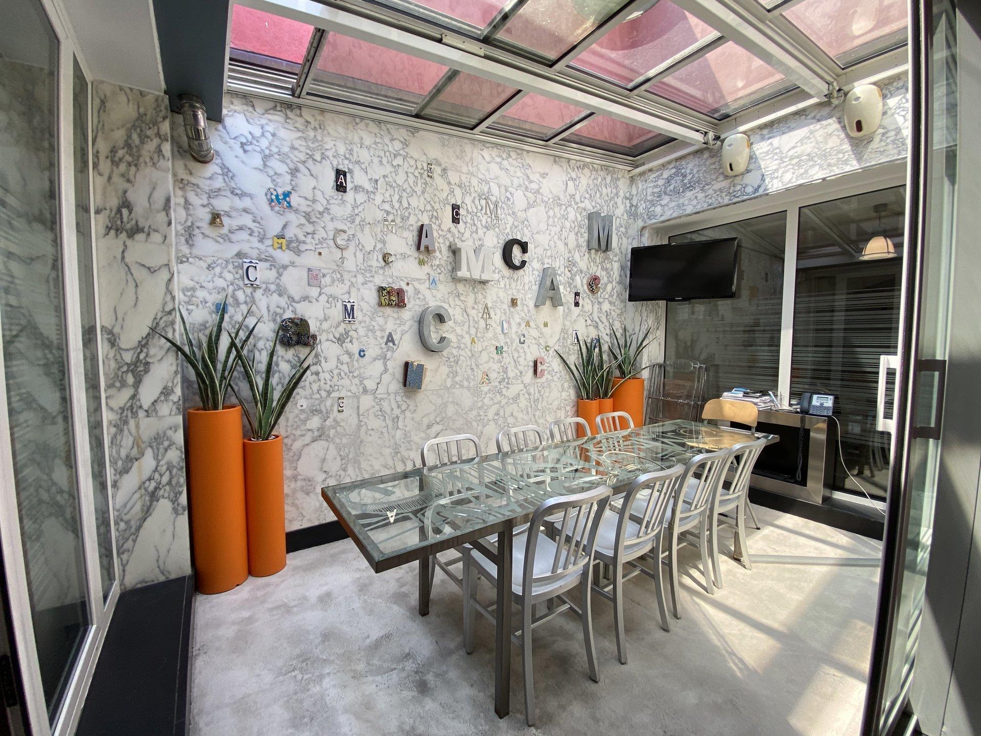 Milano - Via A. Binda 34: Splendido  Loft su due livelli 250 mq