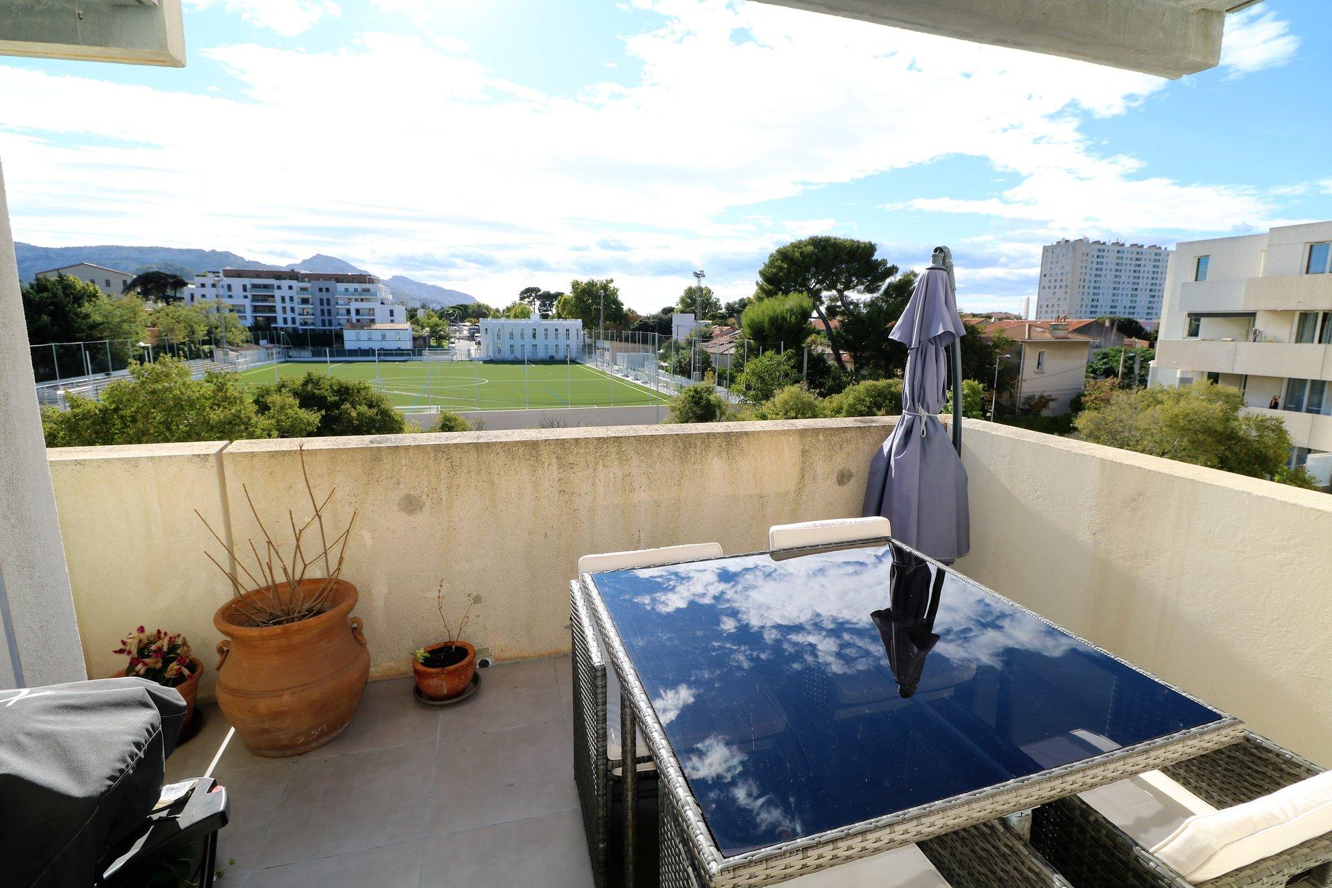 Sale Apartment Marseille 9ème Mazargues