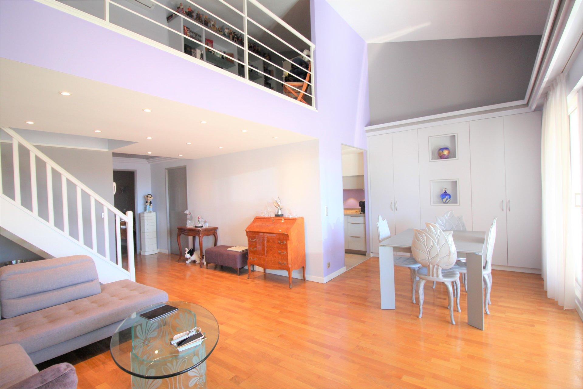Cannes Banane - Dernier étage - terrasse 3/4 Pièces 112m²