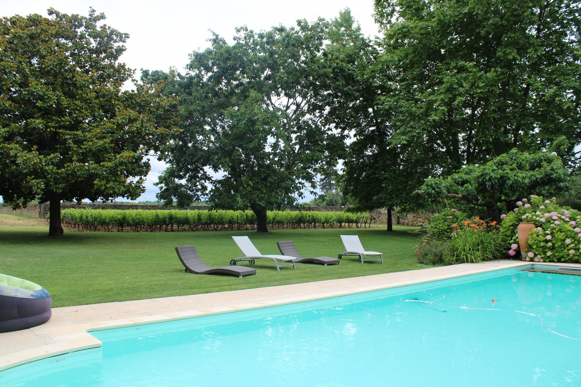 Sale Vineyard property - Barsac