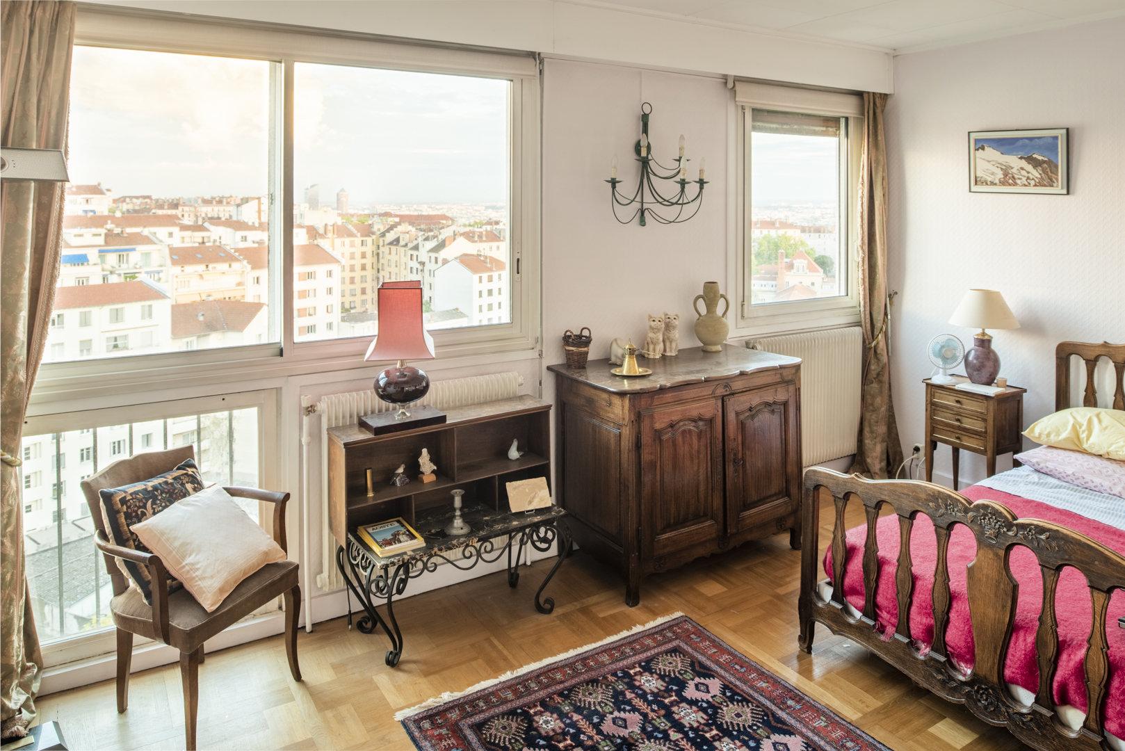 Croix-rousse - Duplex dernier étage terrasse